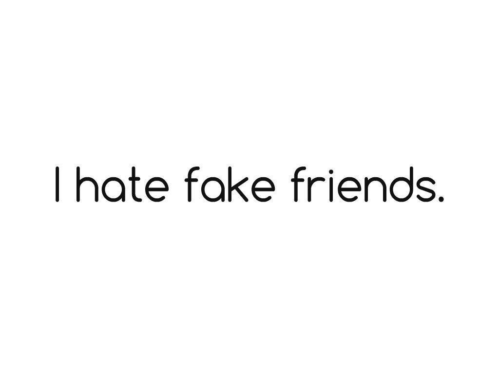 Fake Friends Wallpapers   Wallpaper Cave