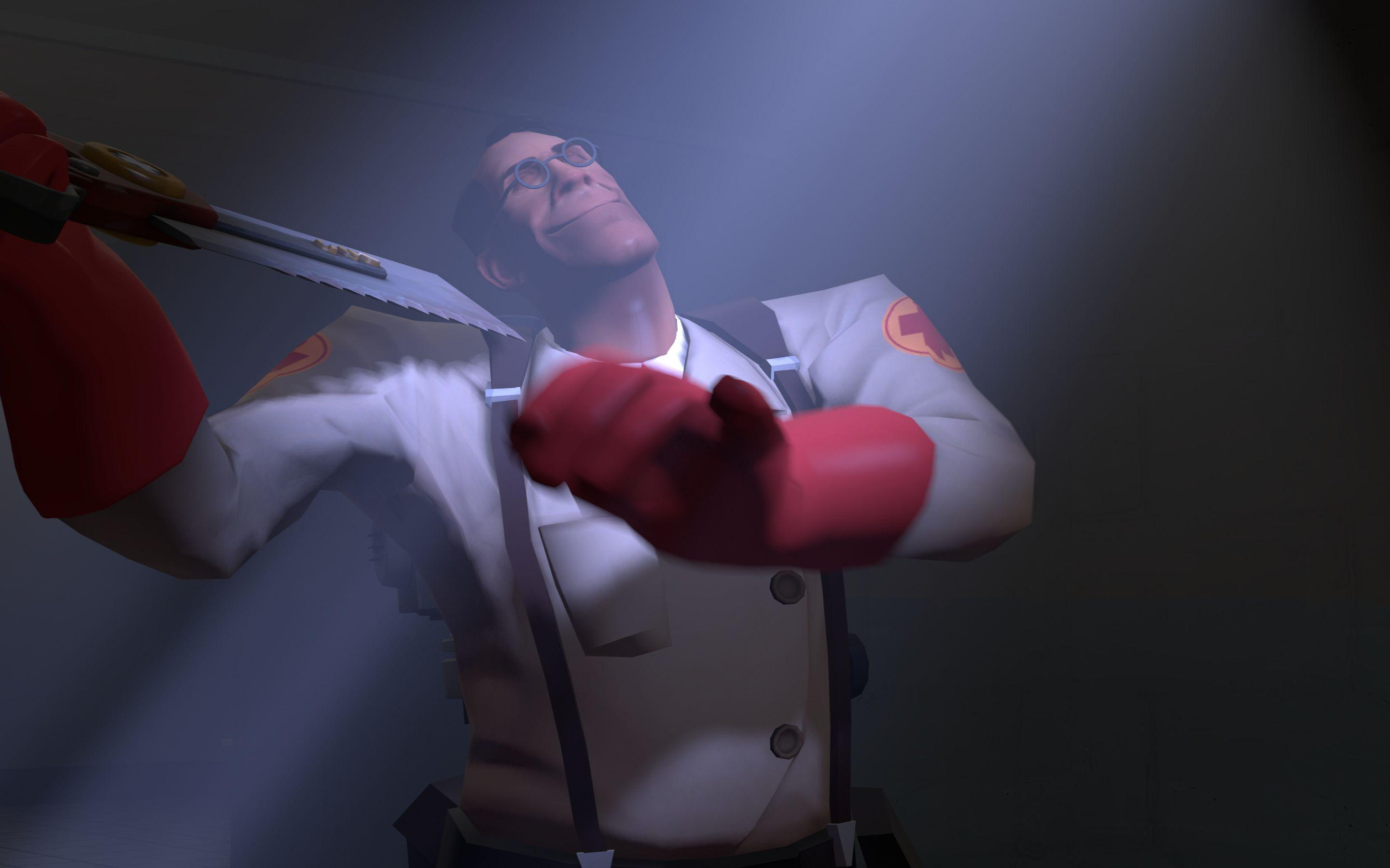 Team Fortress 2 Medic Wallpapers - Wallpaper Cave