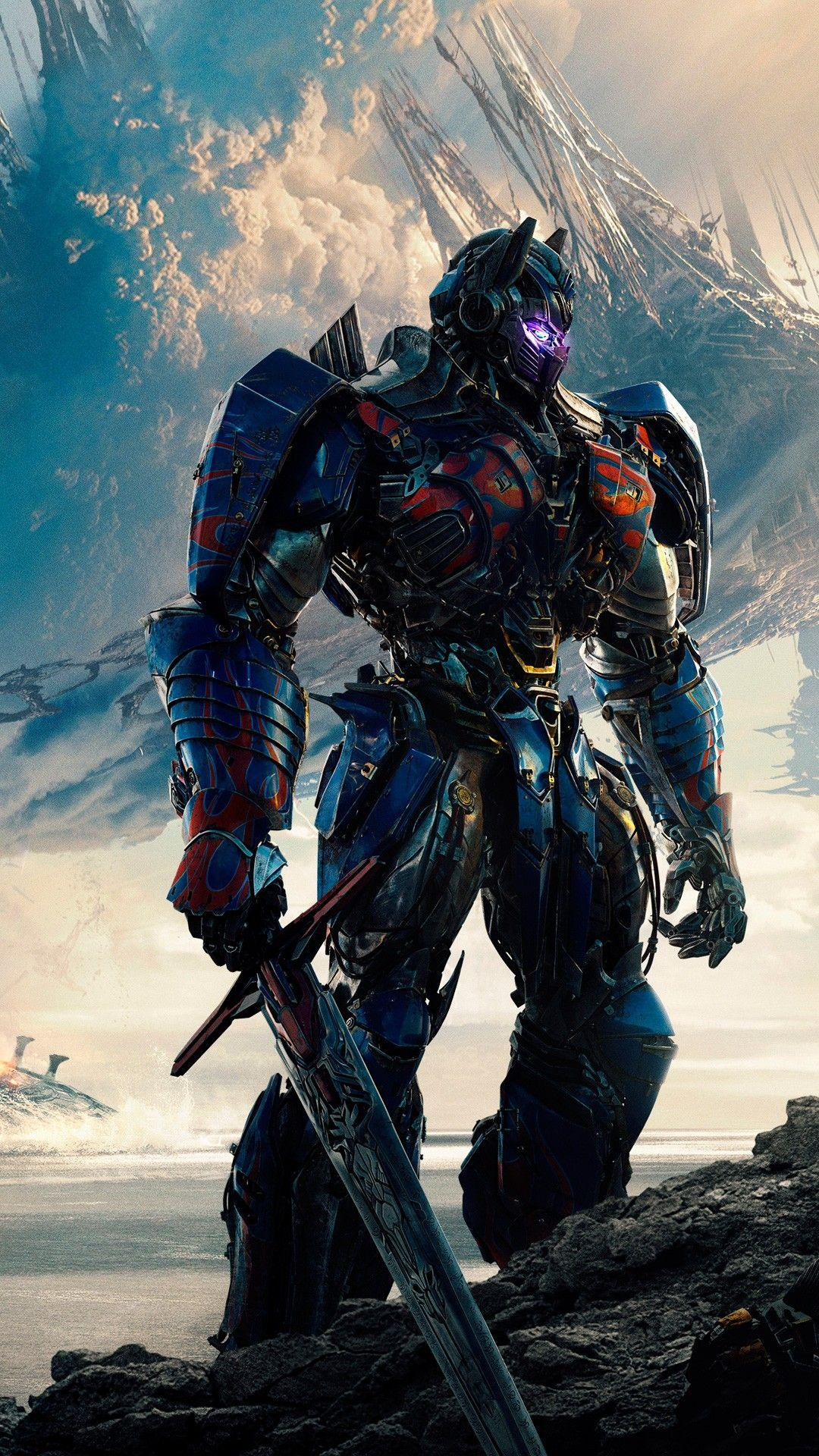 Optimus Prime Transformers The Last Knight Wallpapers