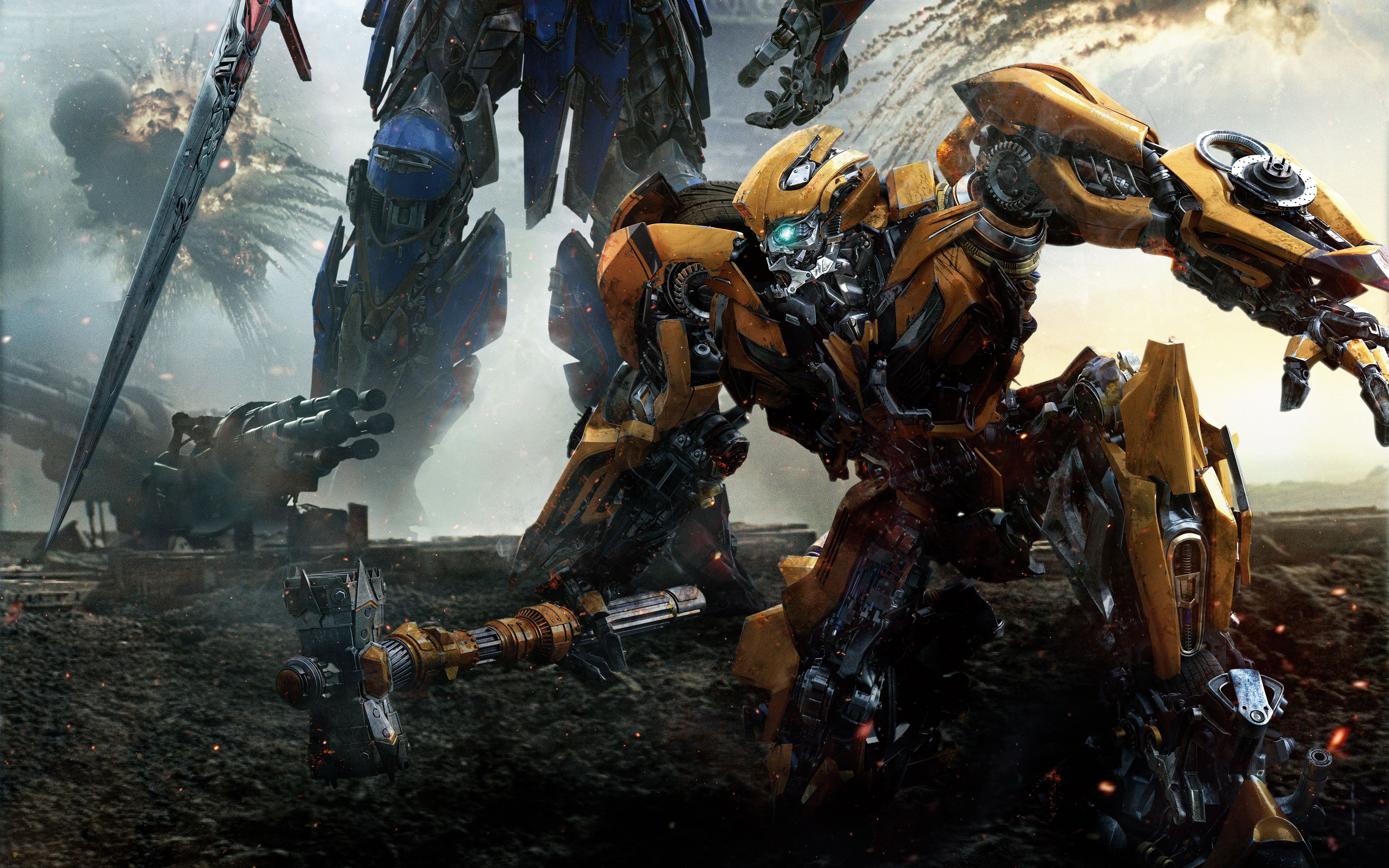 Bumblebee Transformers The Last Knight Wallpapers