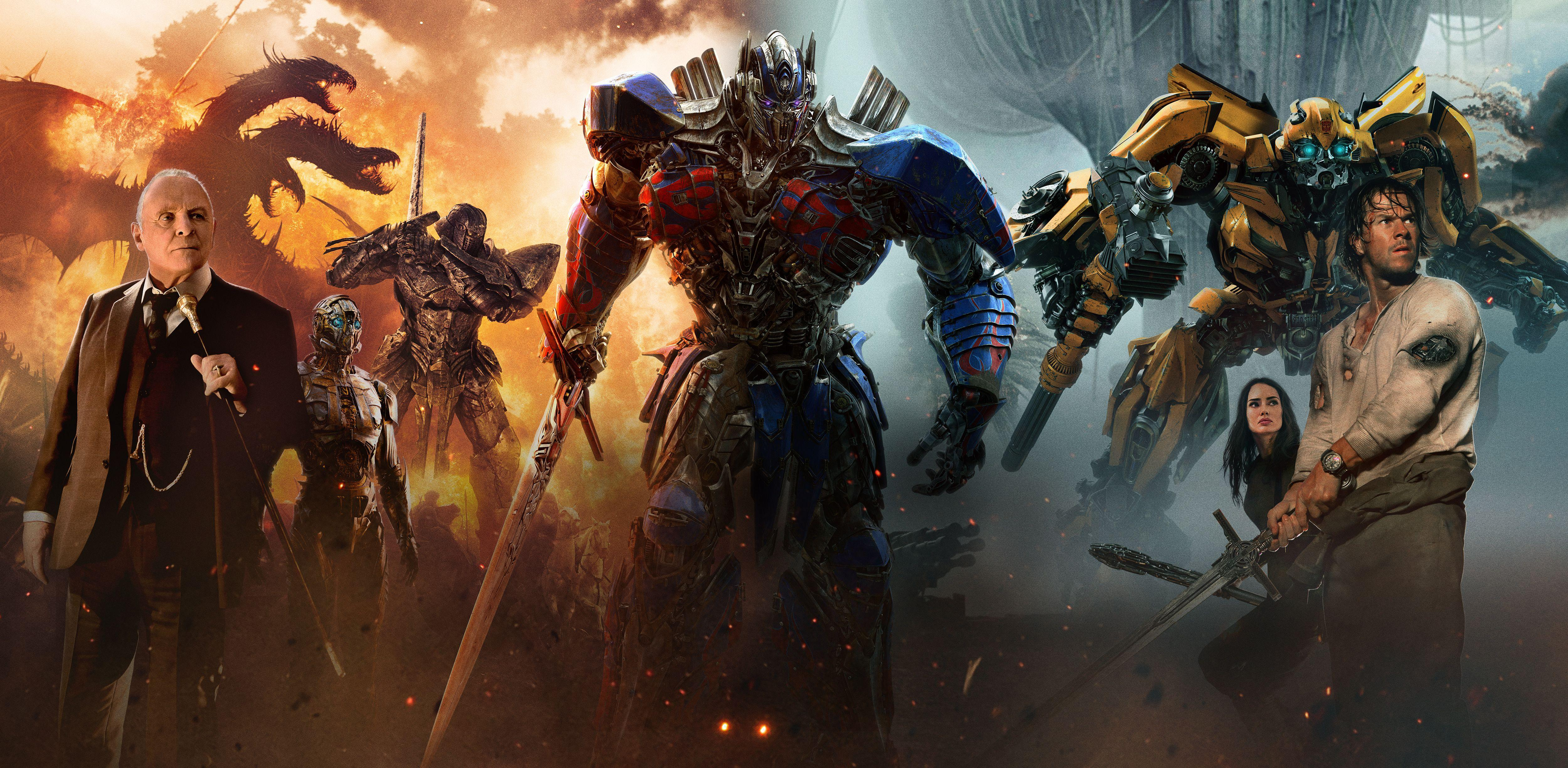Download 25 Transformers: The Last Knight Wallpapers