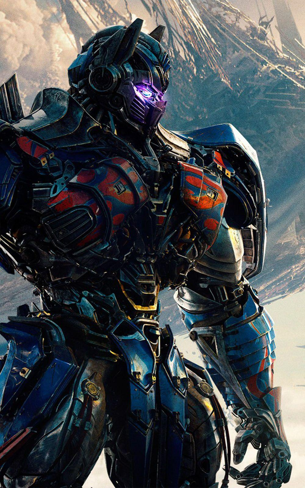 Optimus Prime from Transformers The Last Knight