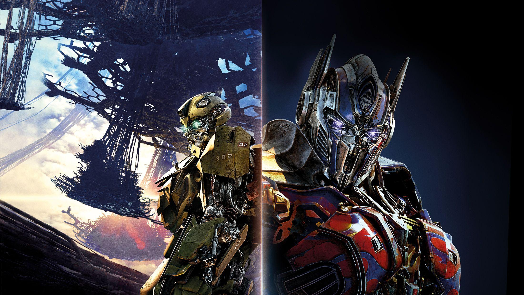 Bumblebee Optimus Prime Transformers The Last Knight Wallpapers