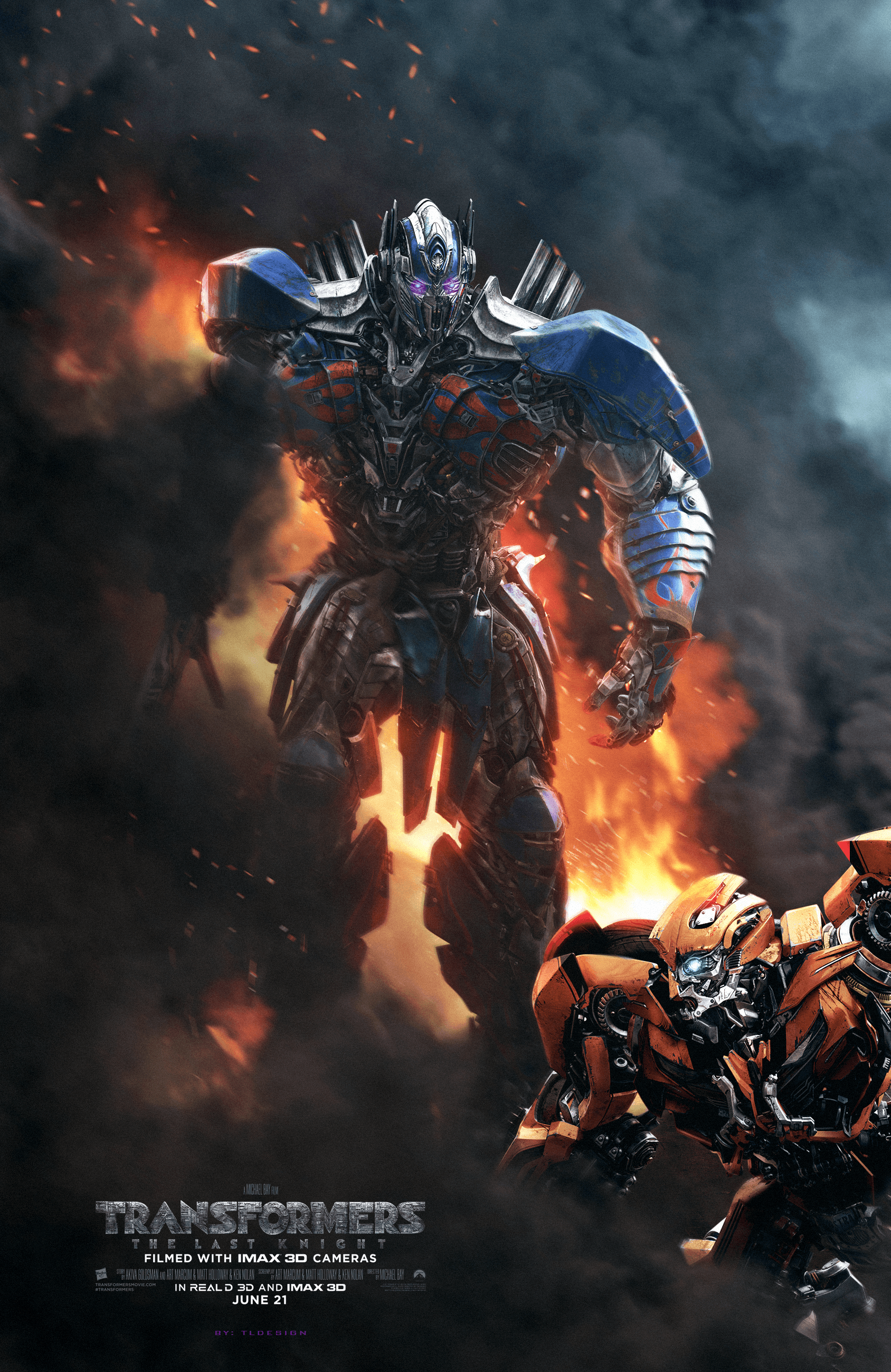 Transformers: The Last Knight HD Wallpapers