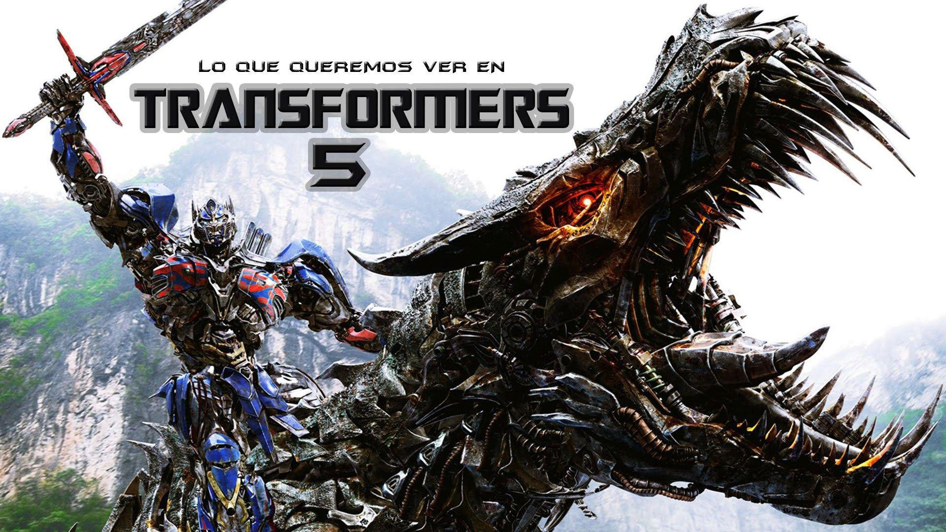 Transformers The Last Knight online video playedto