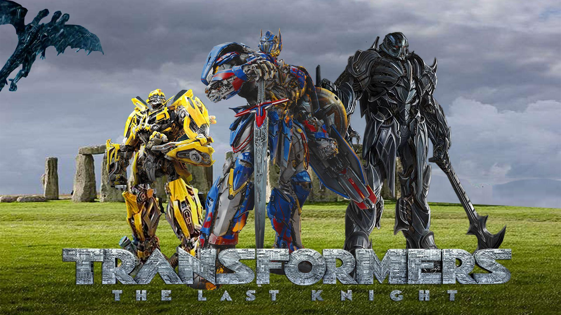 Transformers: The Last Knight Wallpapers by The