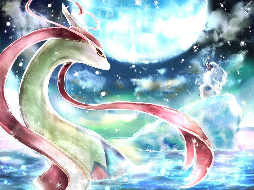 3850x3296px #986058 Milotic (1406.49 KB) | 08.09.2015 | By ...