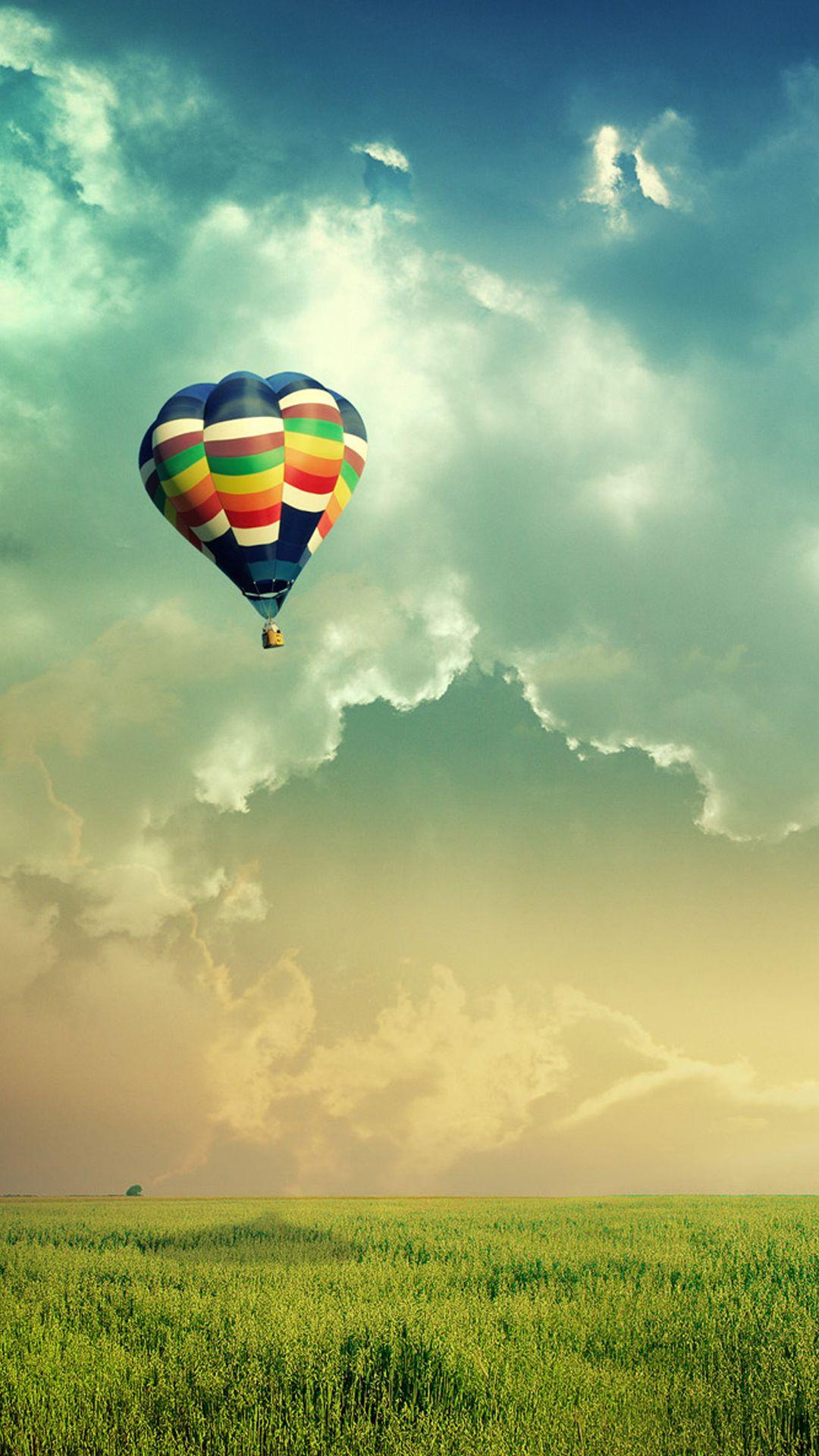 Hot Air Baloon Smartphone HD Wallpapers ⋆ GetPhotos