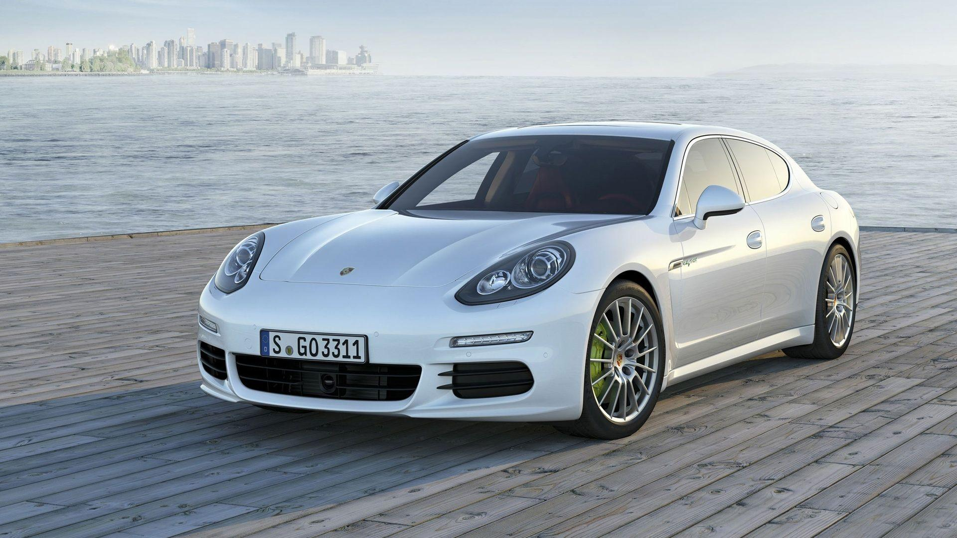 Porsche Panamera Wallpapers Wallpaper Cave