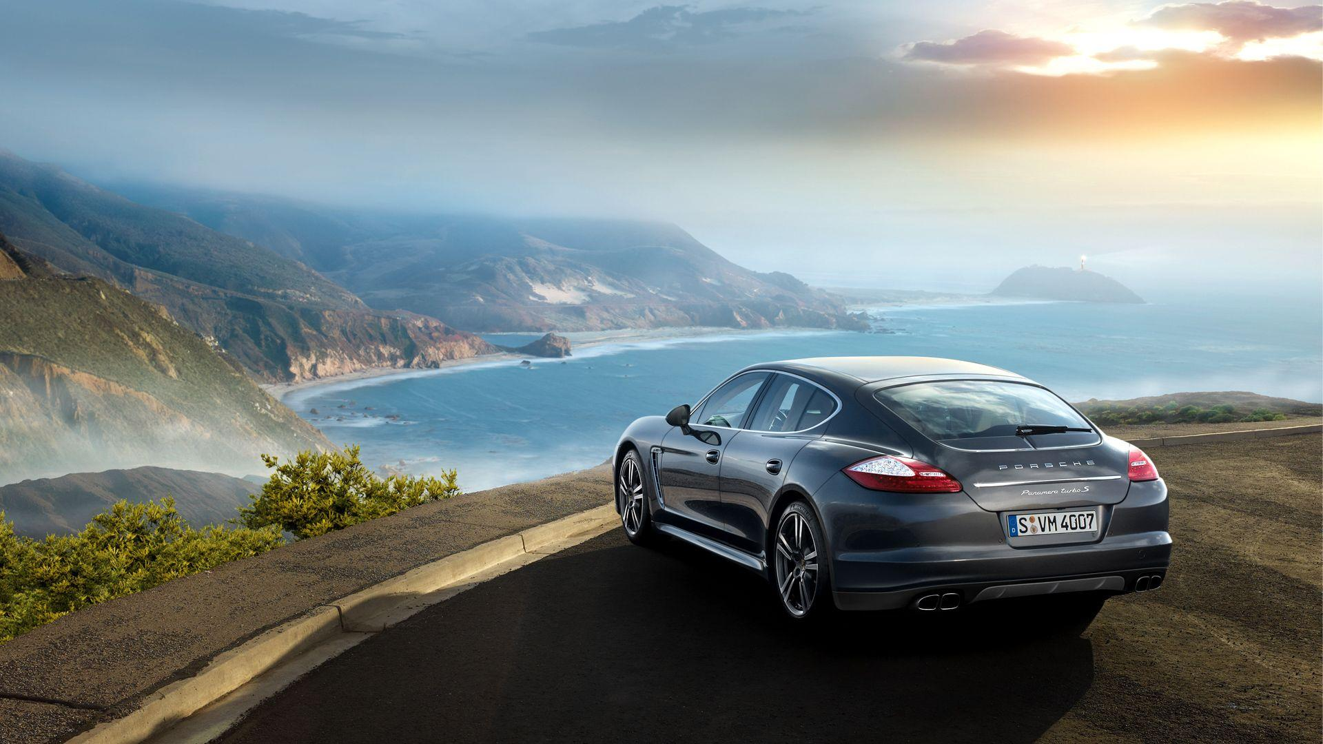 Porsche Panamera Turbo S Wallpapers | HD Wallpapers