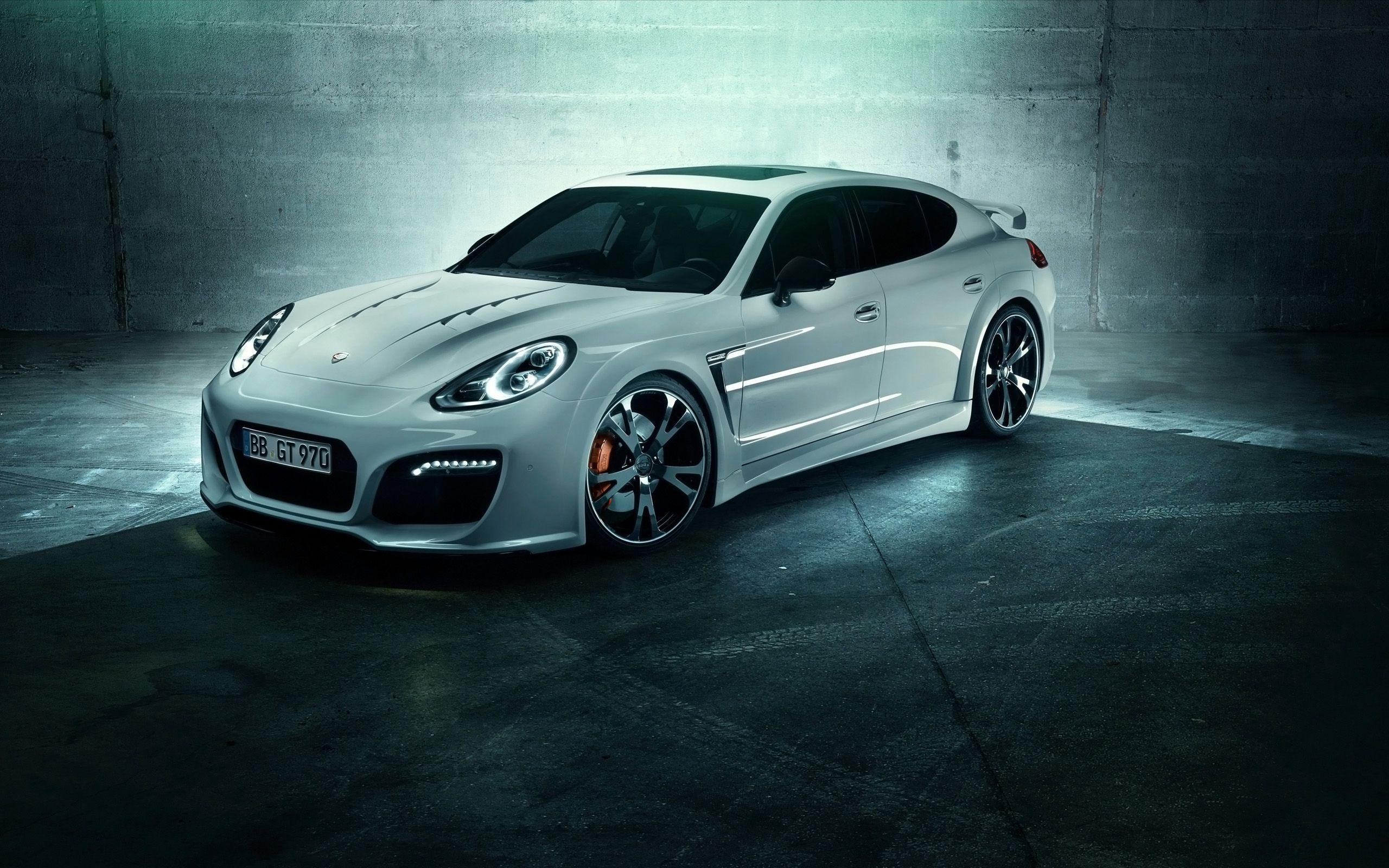Porsche Panamera Wallpapers, Pictures, Images