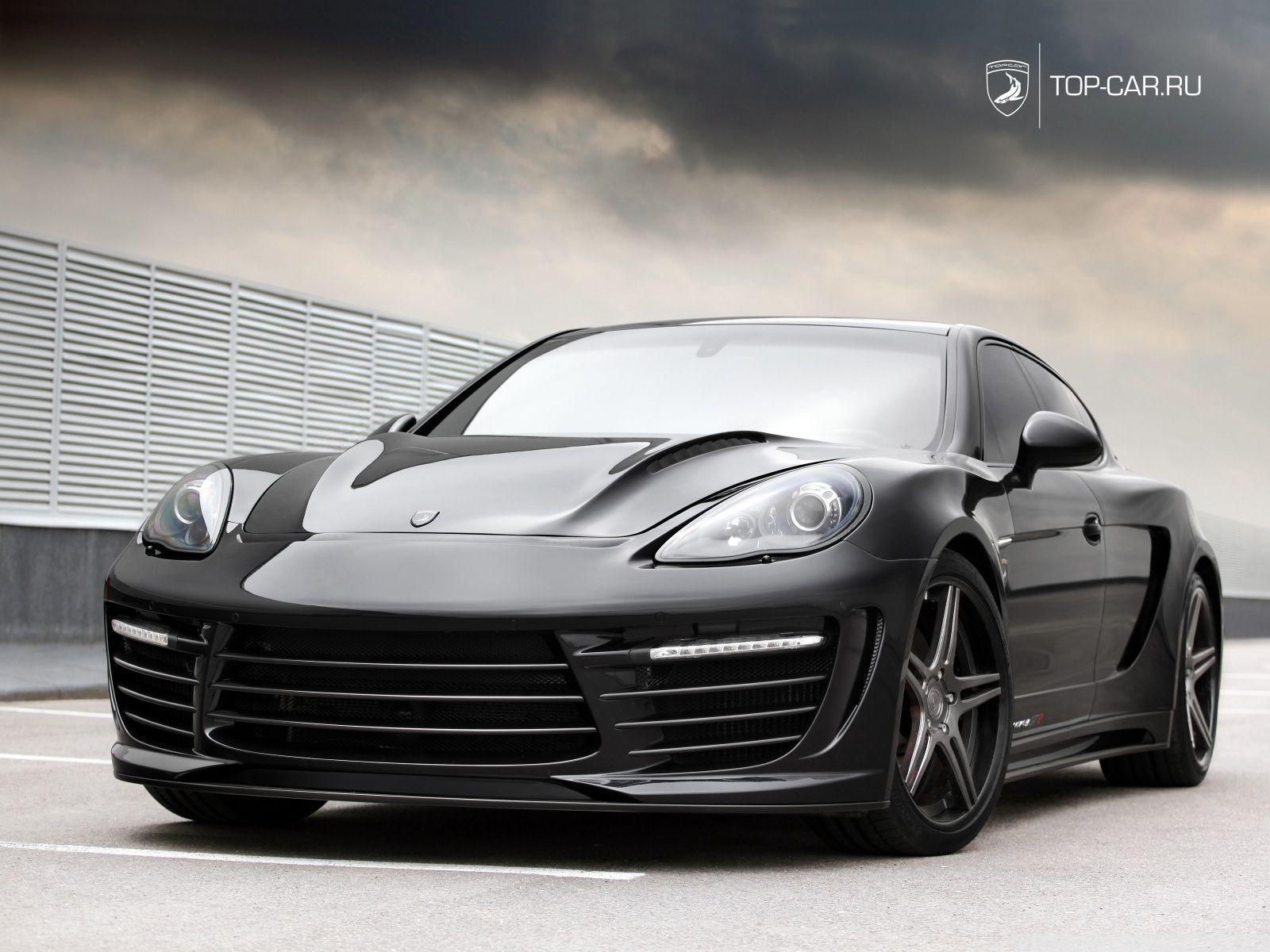 Porsche Panamera Stingray GTR HD Desktop Wallpaper Widescreen