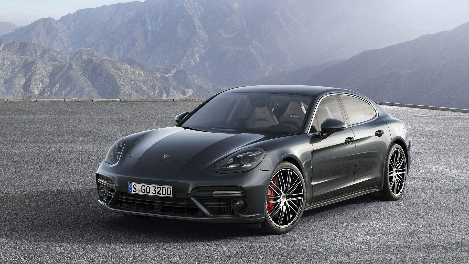 2017 Porsche Panamera Turbo Wallpapers & HD Images - WSupercars
