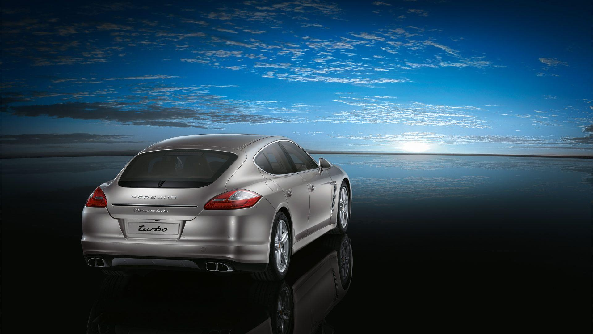 Porsche Panamera Turbo 2 Wallpapers | HD Wallpapers