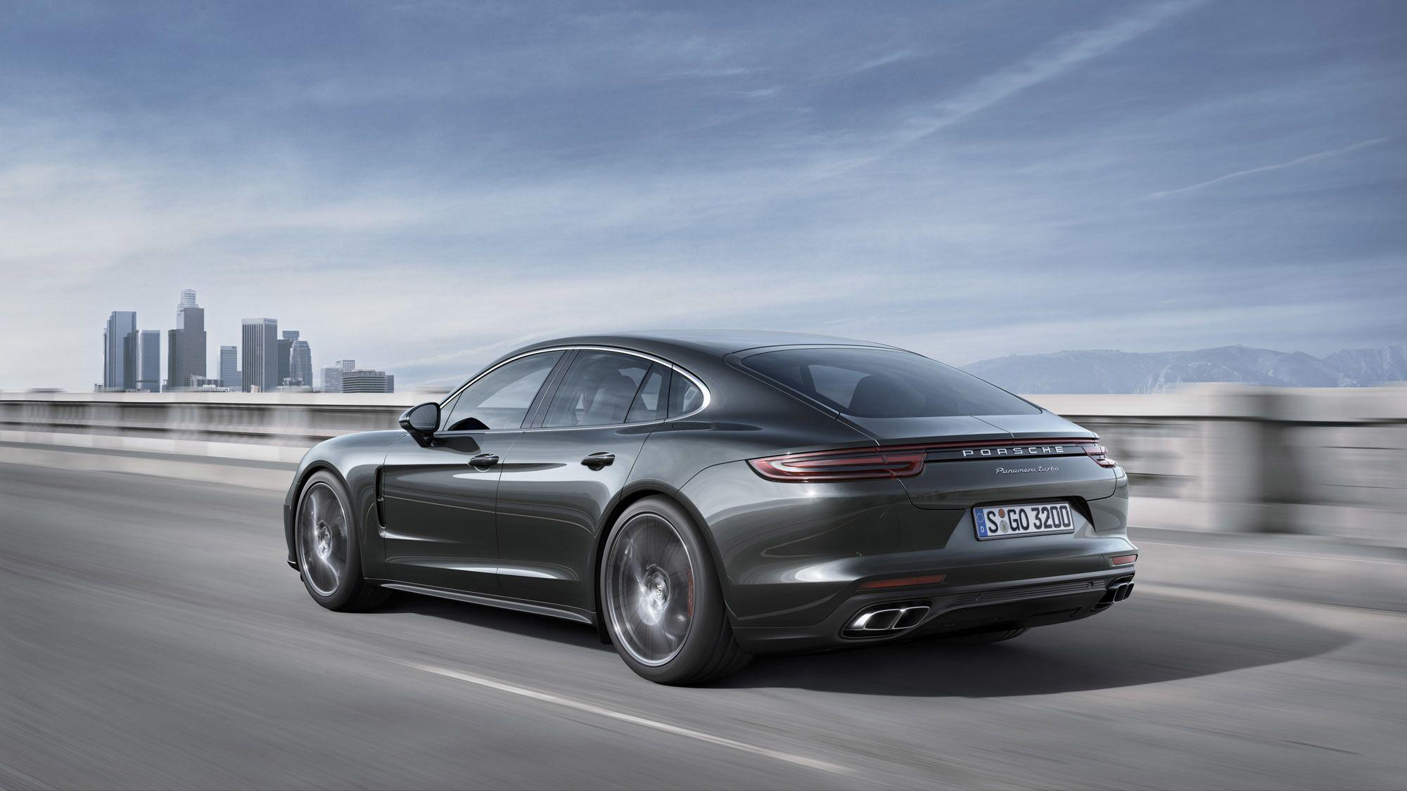 Porsche Panamera 2016 Wallpapers Images Photos Pictures Backgrounds