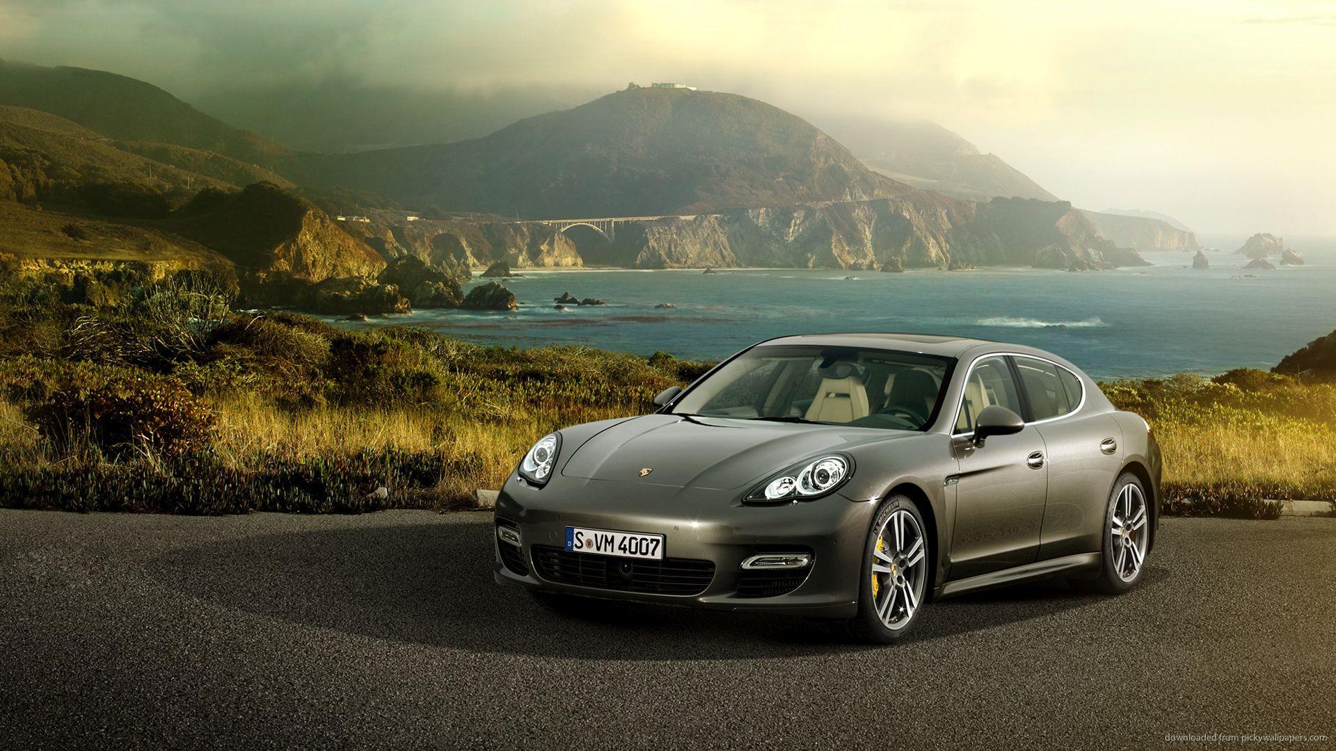 Porsche Hd Wallpapers 1080p: Porsche Panamera Wallpapers