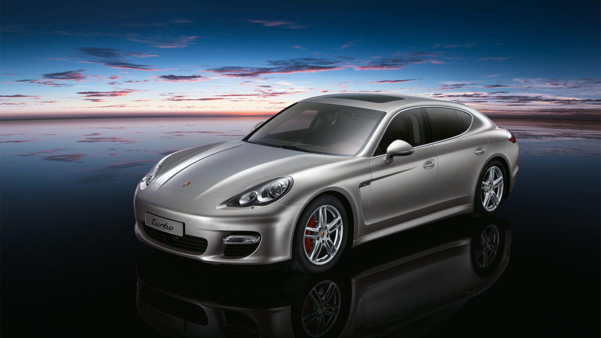Porsche Panamera Turbo Wallpapers | HD Wallpapers