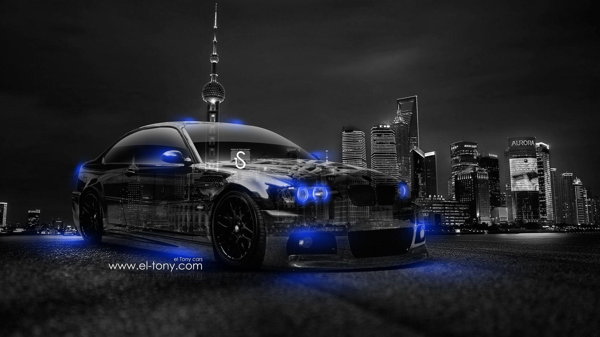 Charming BMW M3 Crystal City Car 2014 | El Tony