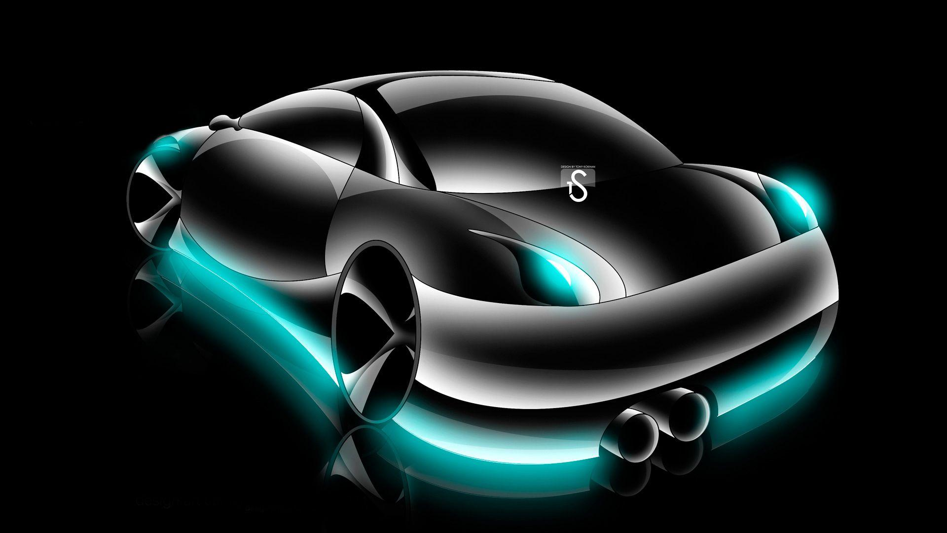 Neon Car Wallpapers - Wallpaper Cave