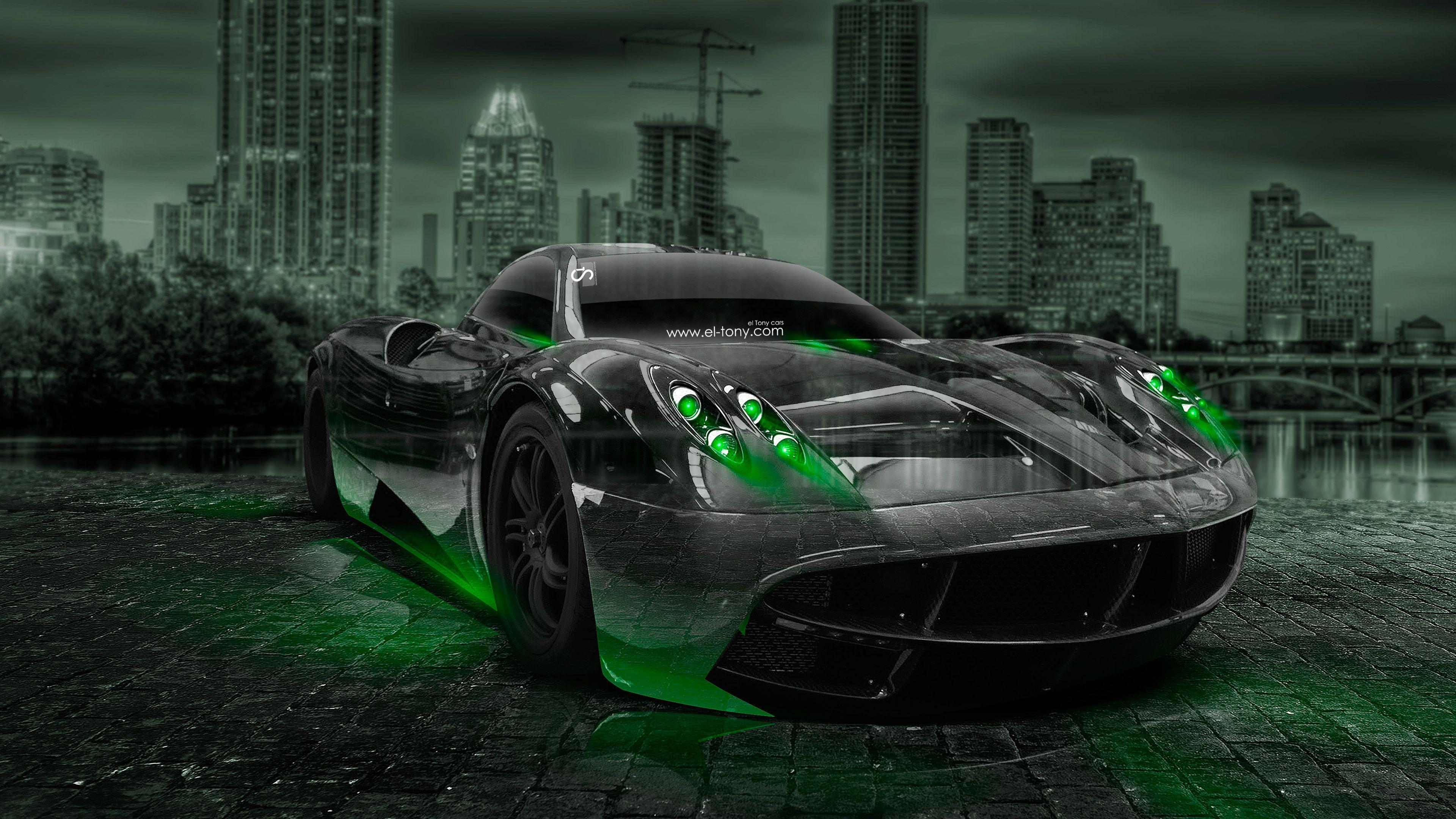 Pagani Huayra Crystal City Car 2015 Wallpapers El Tony Cars « Ino .