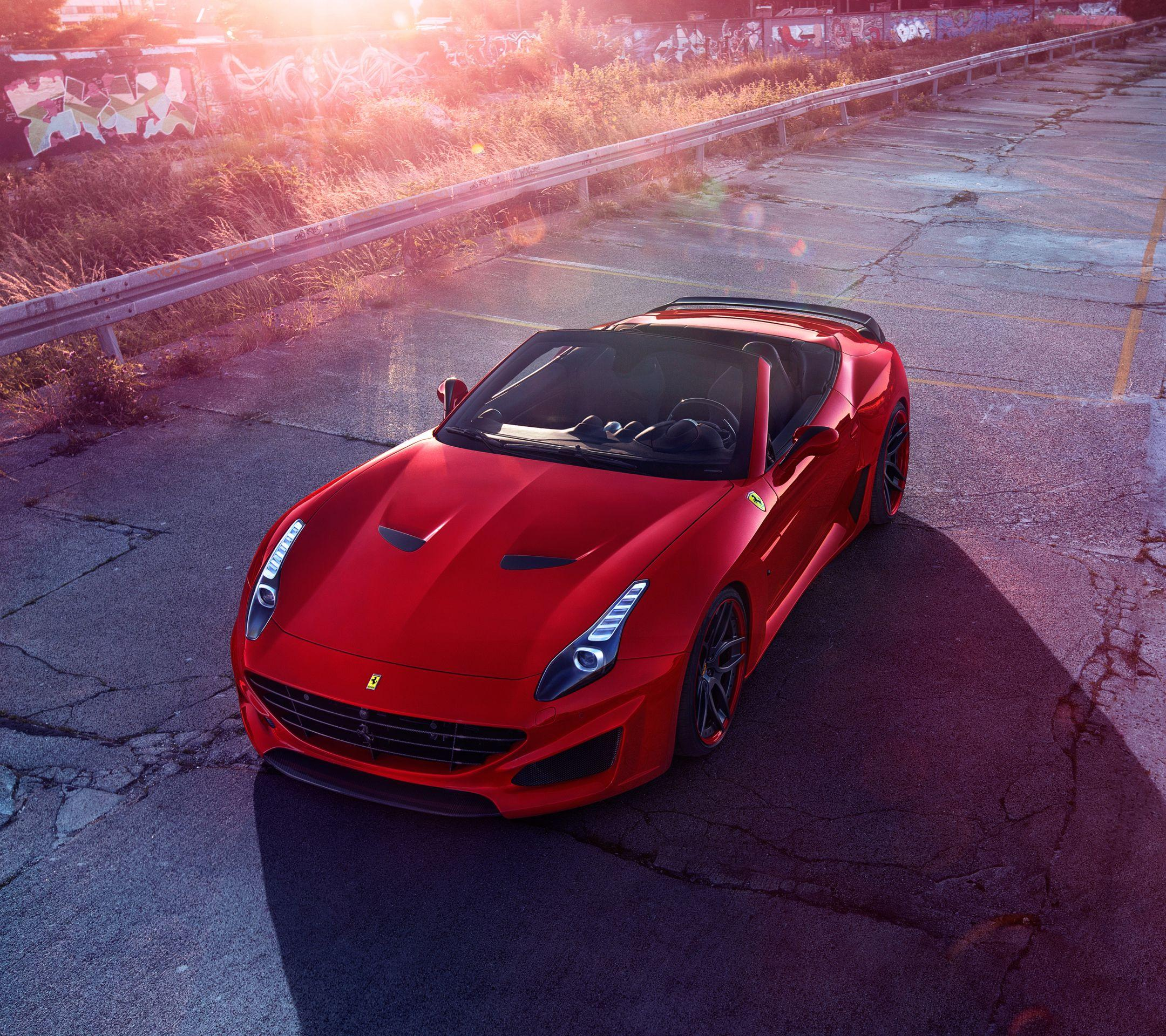 Ferrari California T Wallpapers