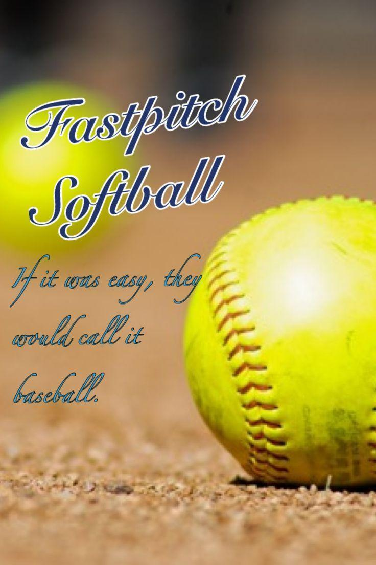 Softball Quotes   Google Search | Softball Life | Pinterest .