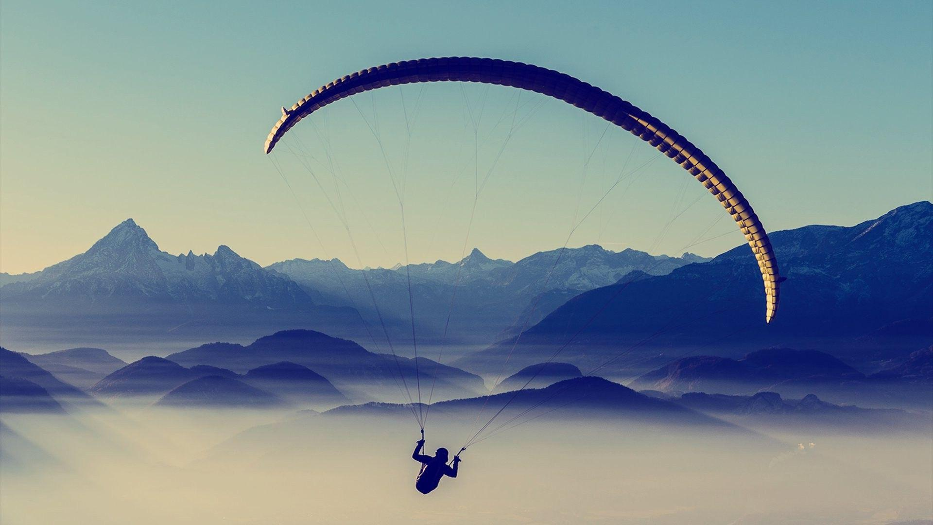 Paragliding Wallpapers - Wallpaper Cave