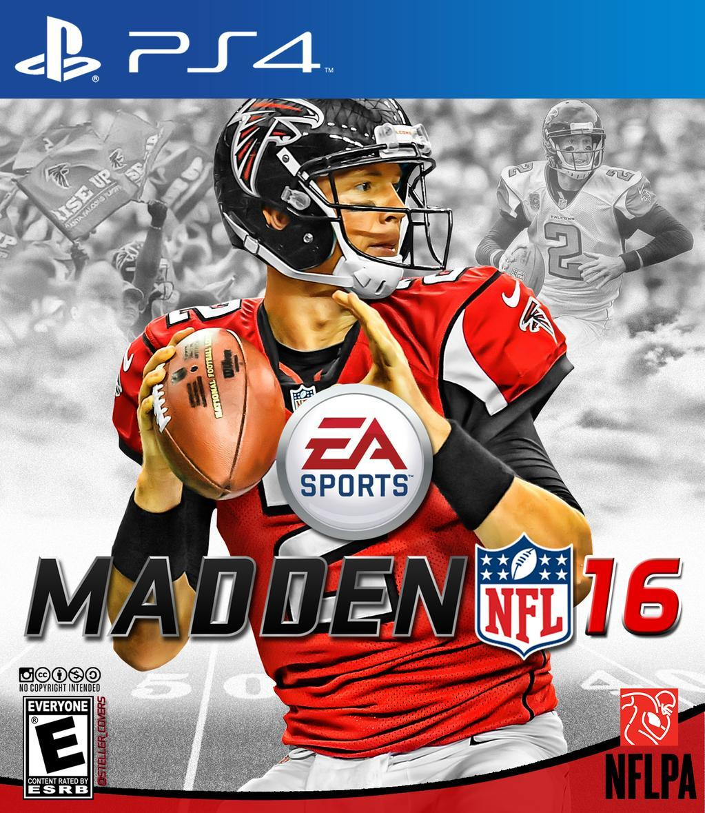 Madden 16 Covers - Page 6 of 8 - @NFLRT