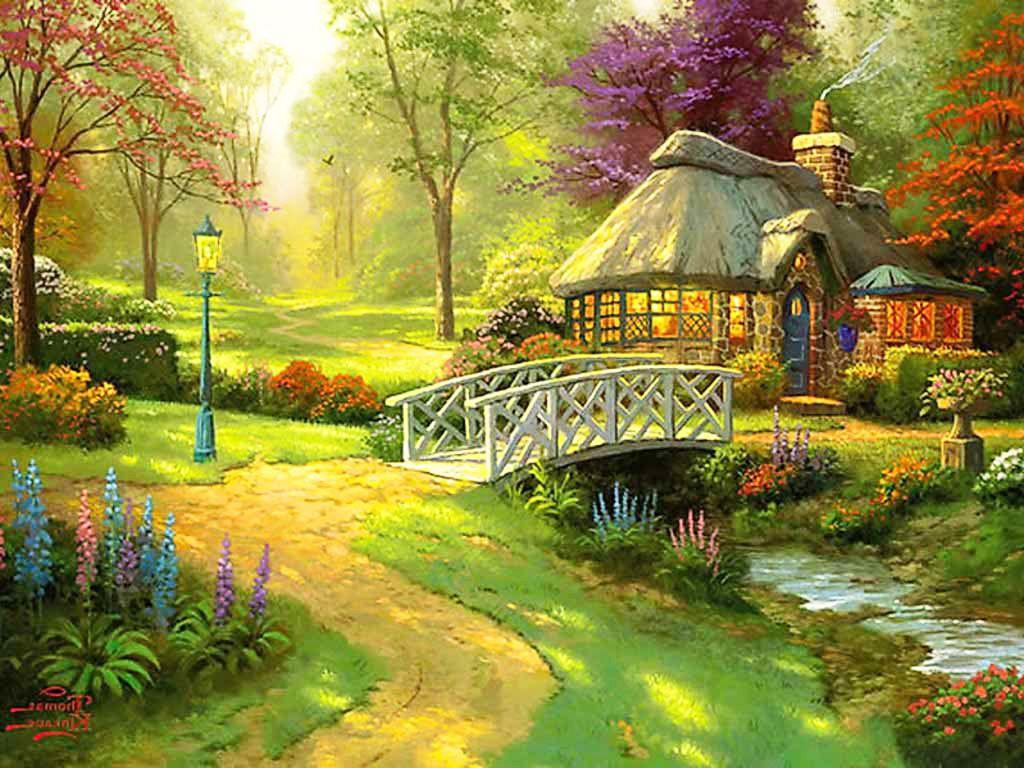 cottages wallpapers wallpaper cave