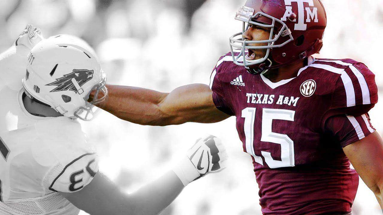 Myles Garrett Sophomore Highlight Video ᴴᴰ - YouTube
