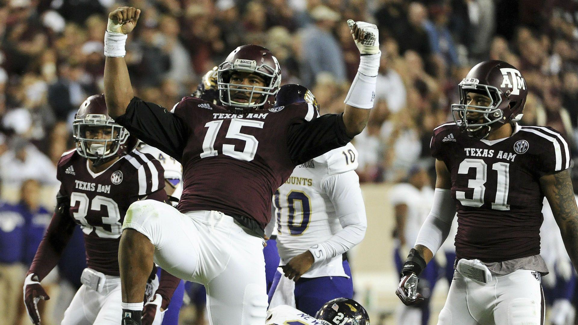 1 NFL draft pick Myles Garrett knows where he doesn .