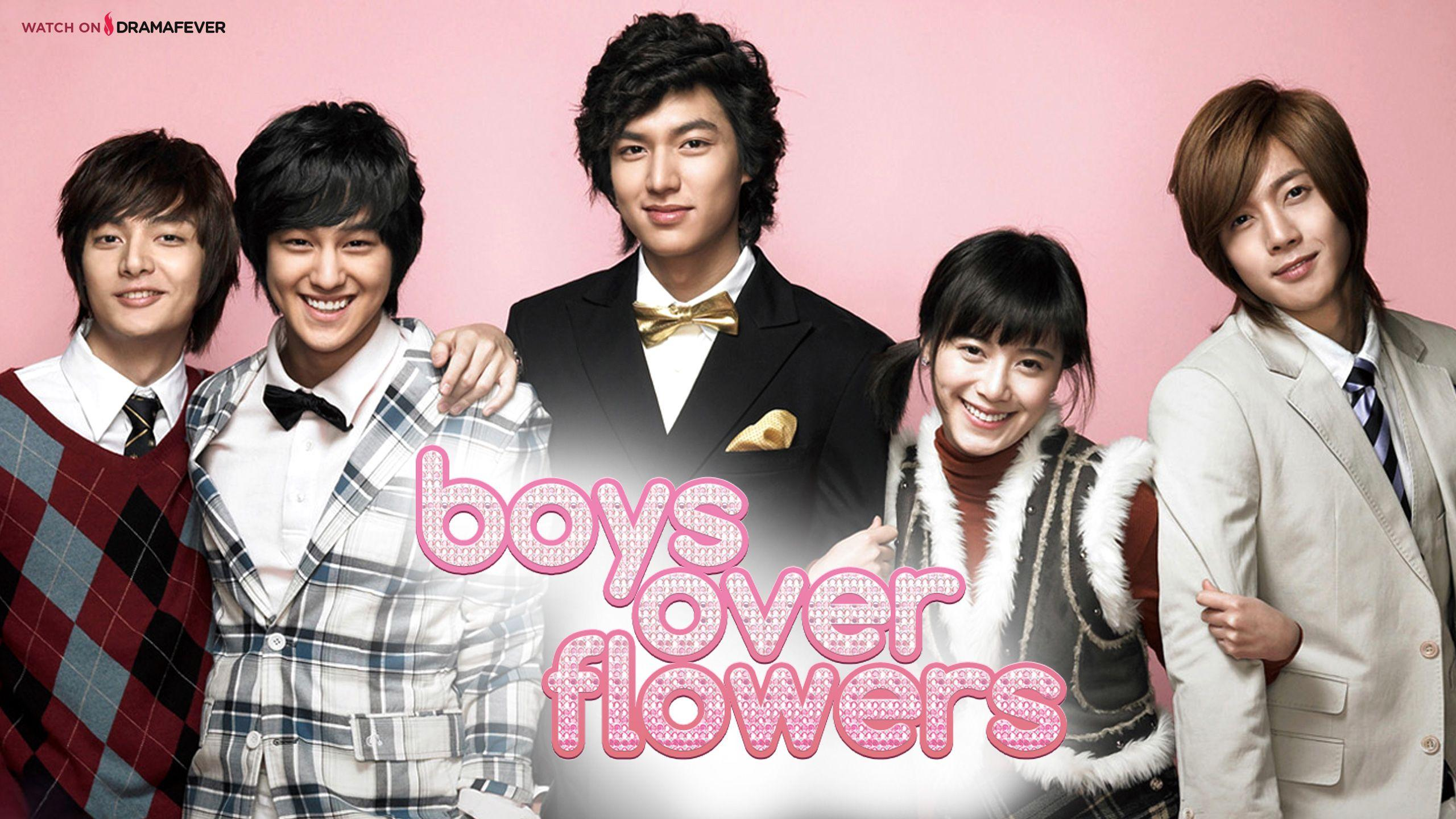 Boys over flowers wallpapers wallpaper cave - Flower boy wallpaper iphone x ...