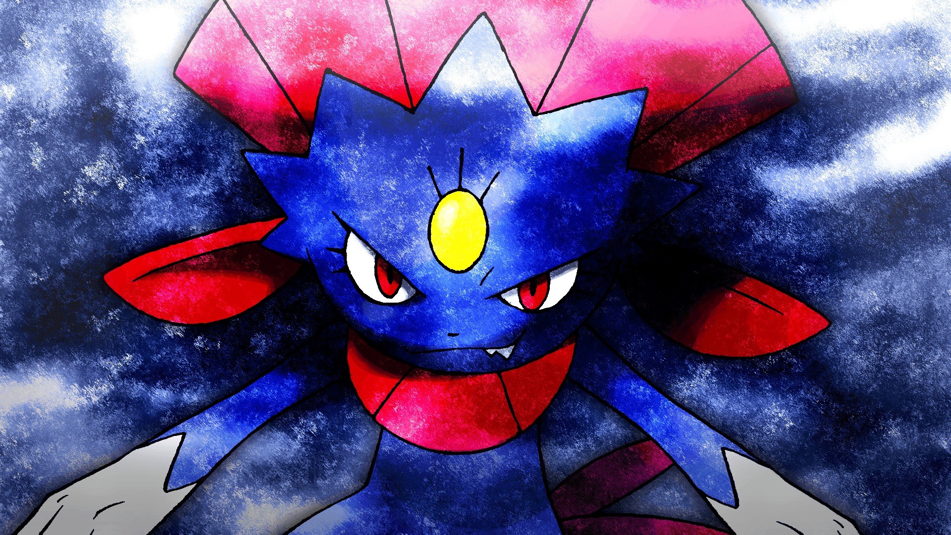 Weavile Wallpapers by Glench