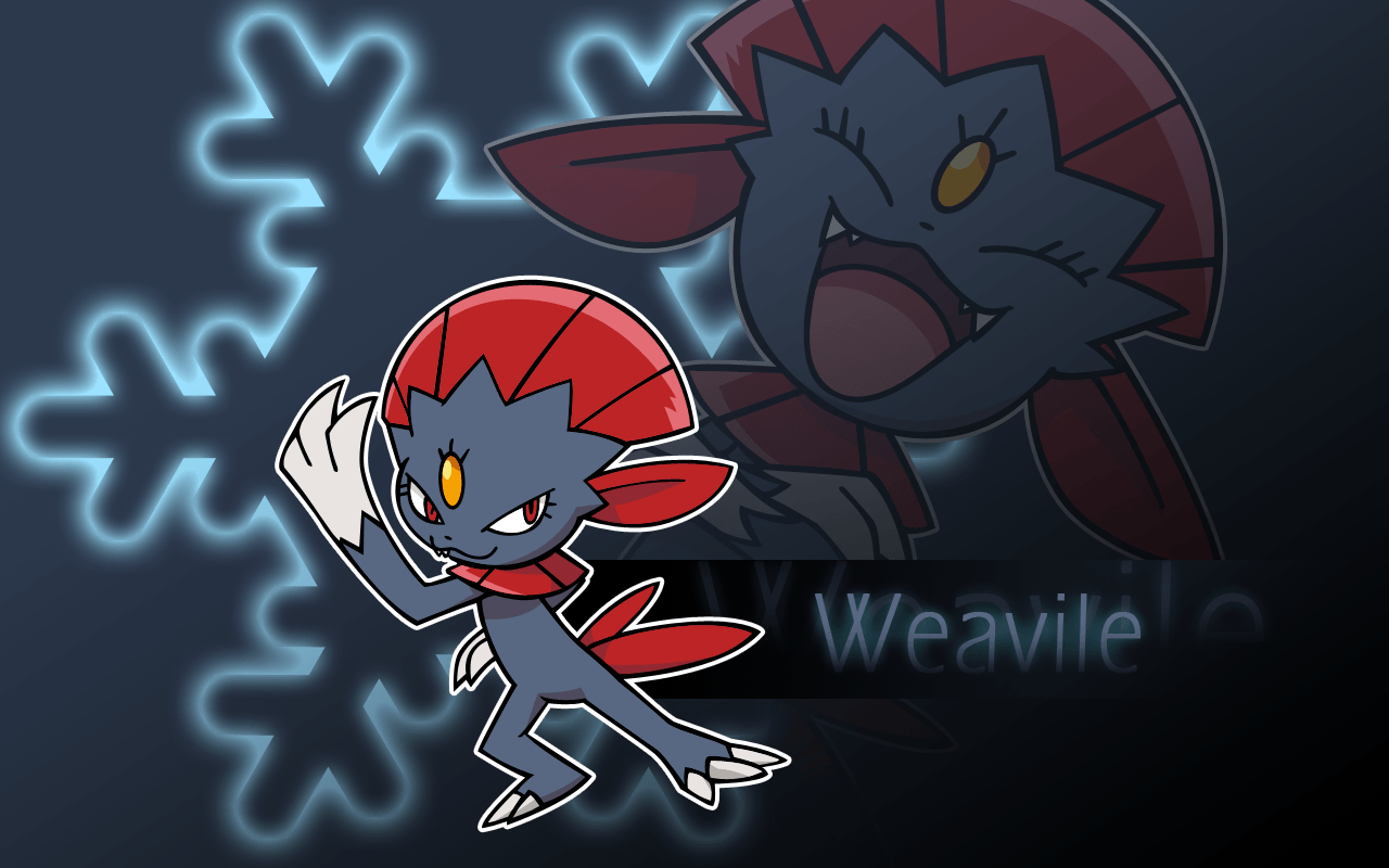 Weavile Wallpapers by TheIronForce.deviantart on @DeviantArt