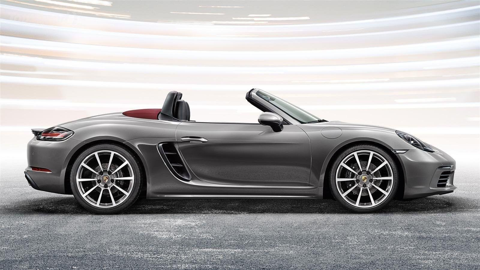 magnificent porsche 718 boxster wallpapers
