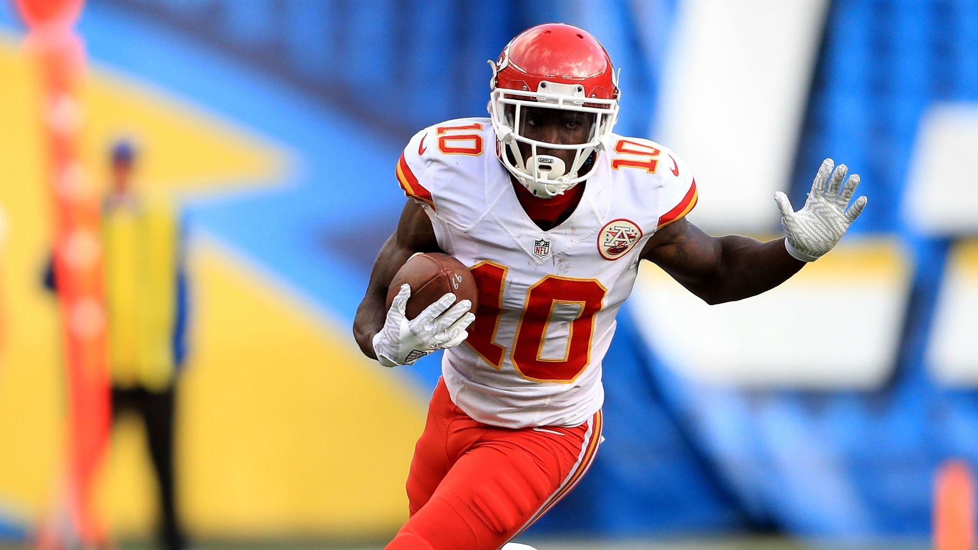 Tyreek Hill's latest punt return cost Vikings' defensive back $100