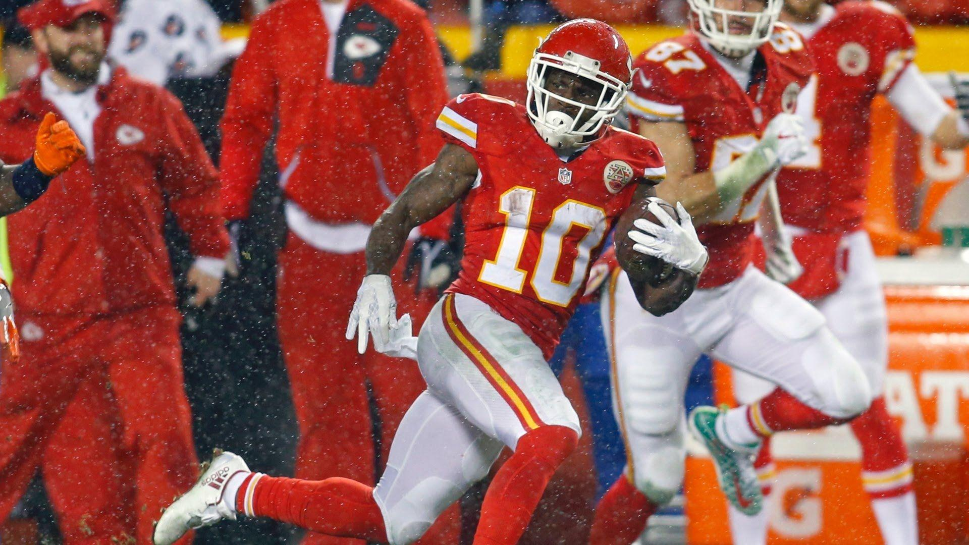 TodaySports] Tyreek Hill Lifts the Chiefs