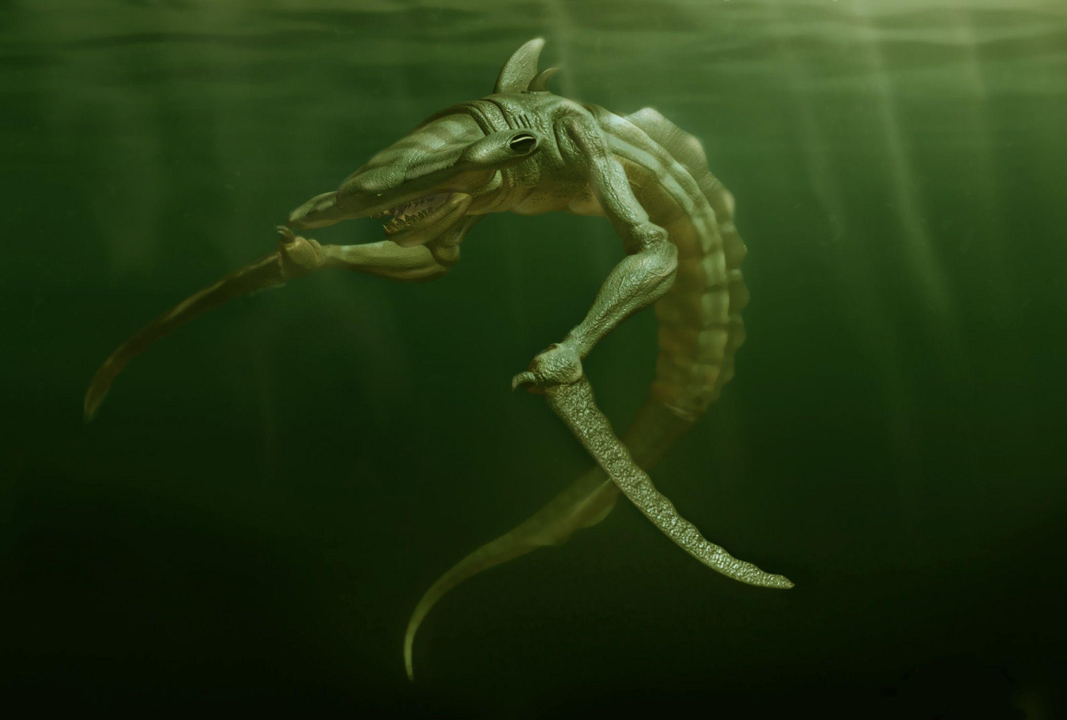 132 Sea Monster HD Wallpapers | Backgrounds - Wallpaper Abyss - Page 4