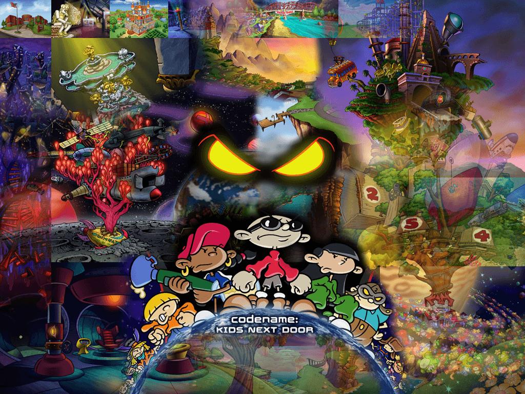 Free codename kids next door pictures and wallpapers cartoon network - Image Knd Desktop Wallpaper Codename Kids Next Door