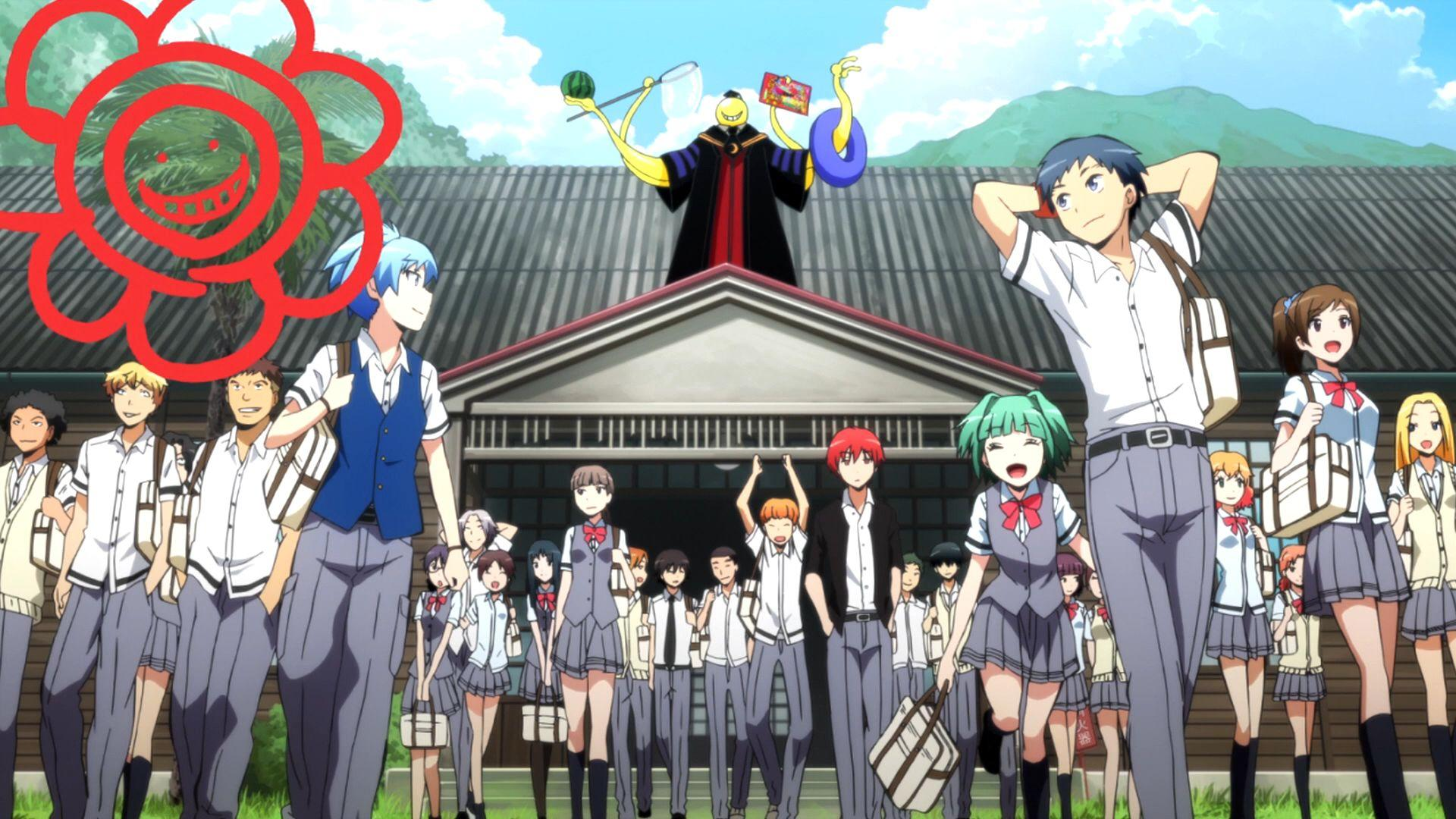Assassination Classroom wallpapers, Anime, HQ Assassination