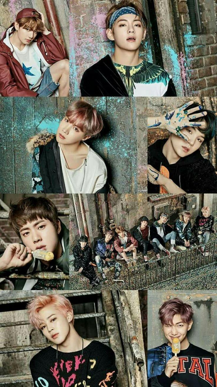 Bts 2017 Wallpapers Wallpaper Cave