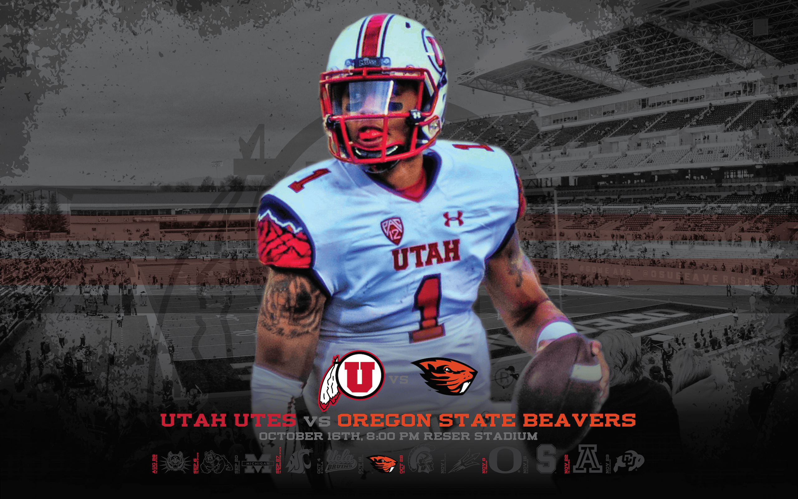 Utah Utes Wallpapers