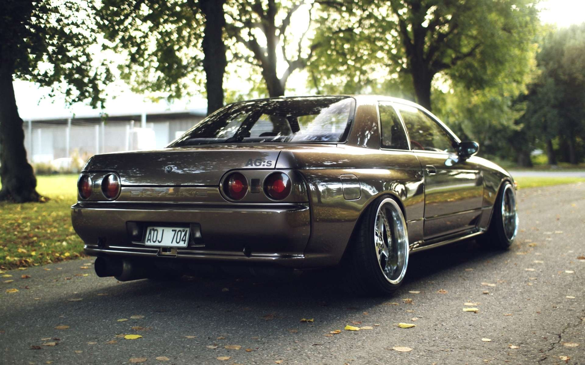 Nissan Skyline R Wallpapers