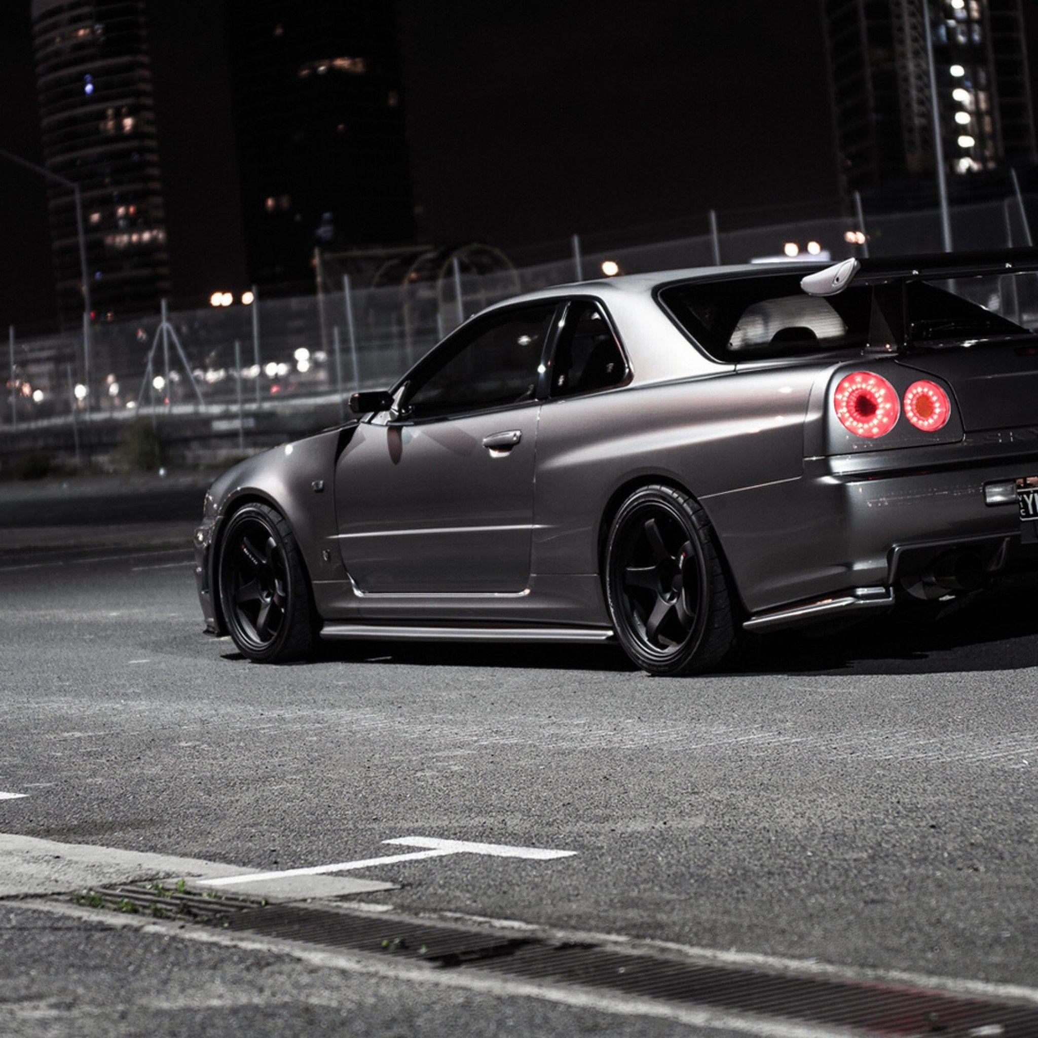 Nissan Gtr Ipad Wallpaper: GTR R32 Wallpapers