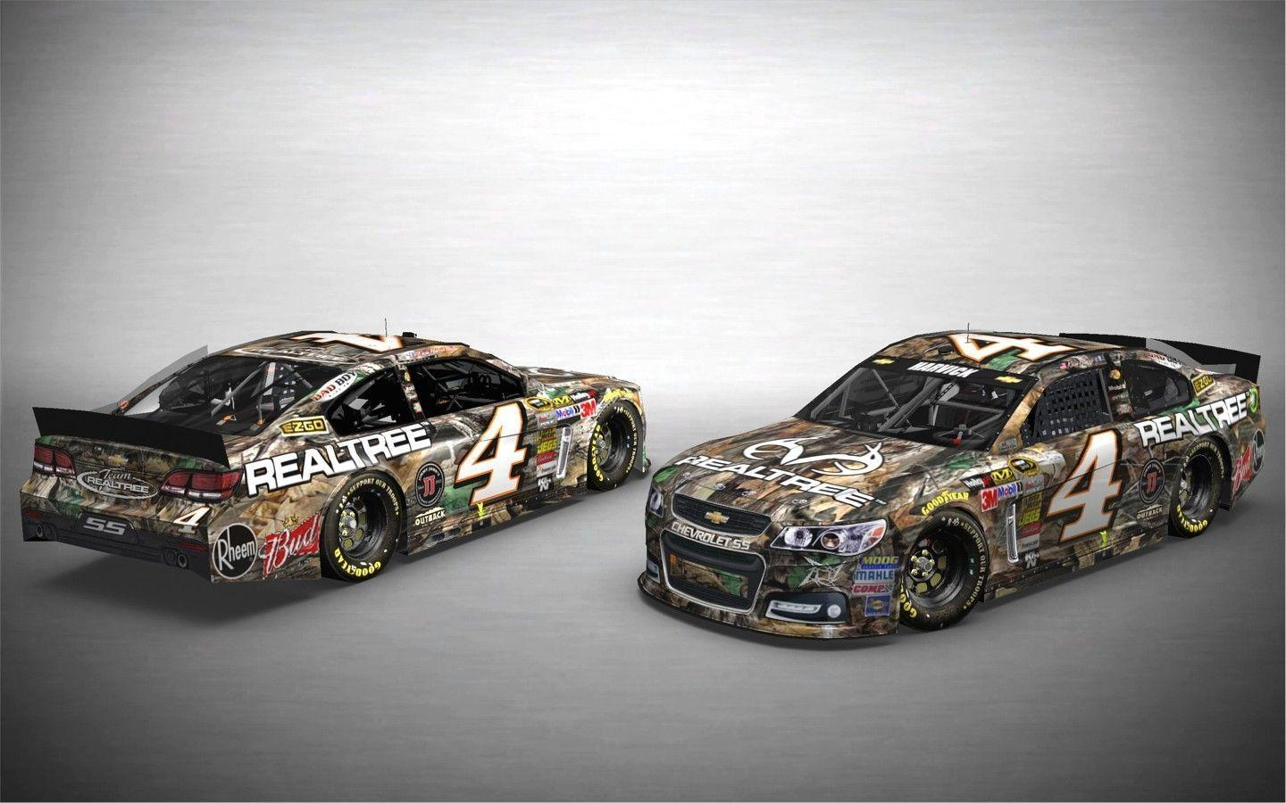 Kevin Harvick Wallpaper Number 4: Number 4 Wallpapers