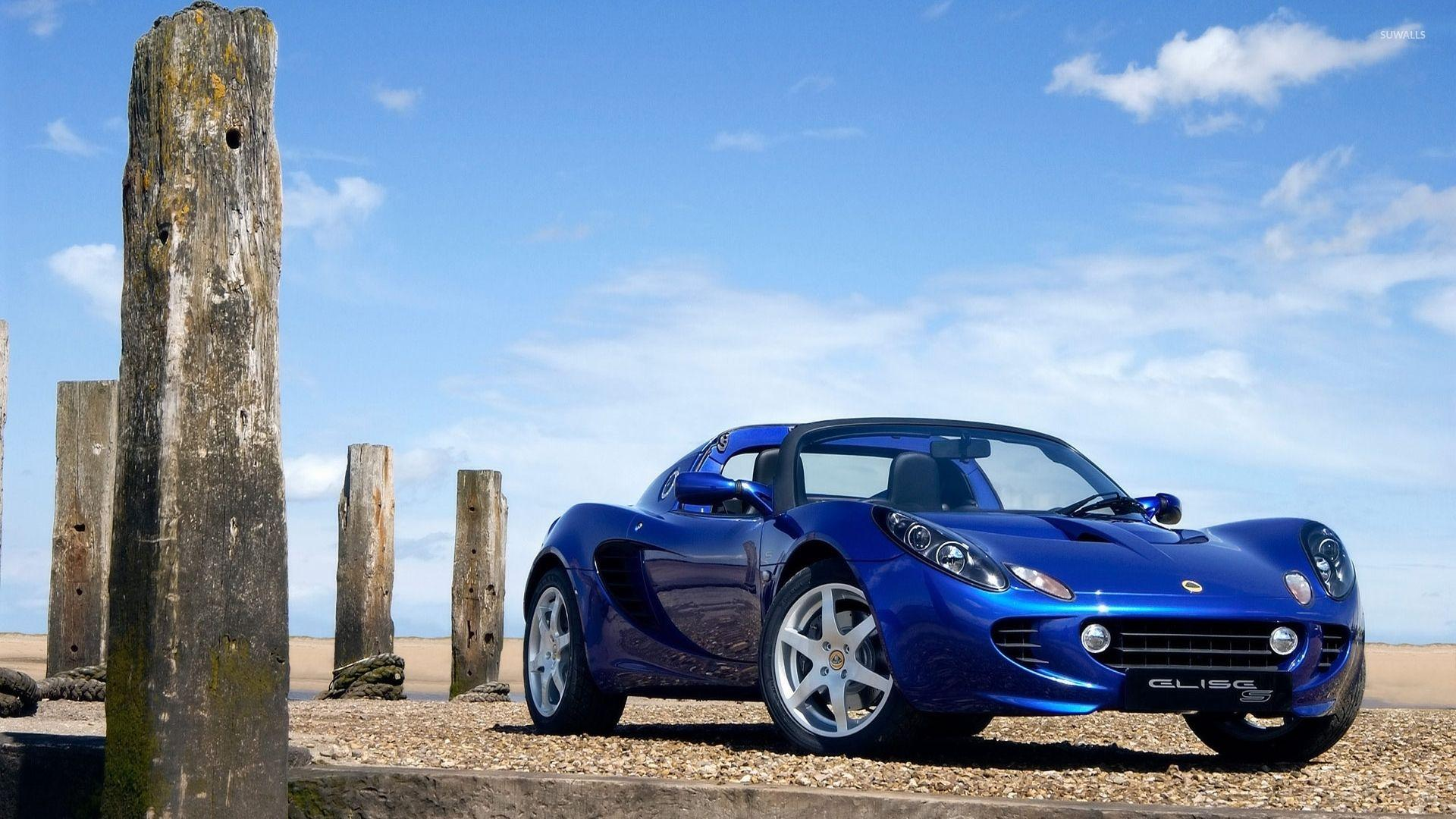 Lotus New Concept And New Super Car Wallpaper