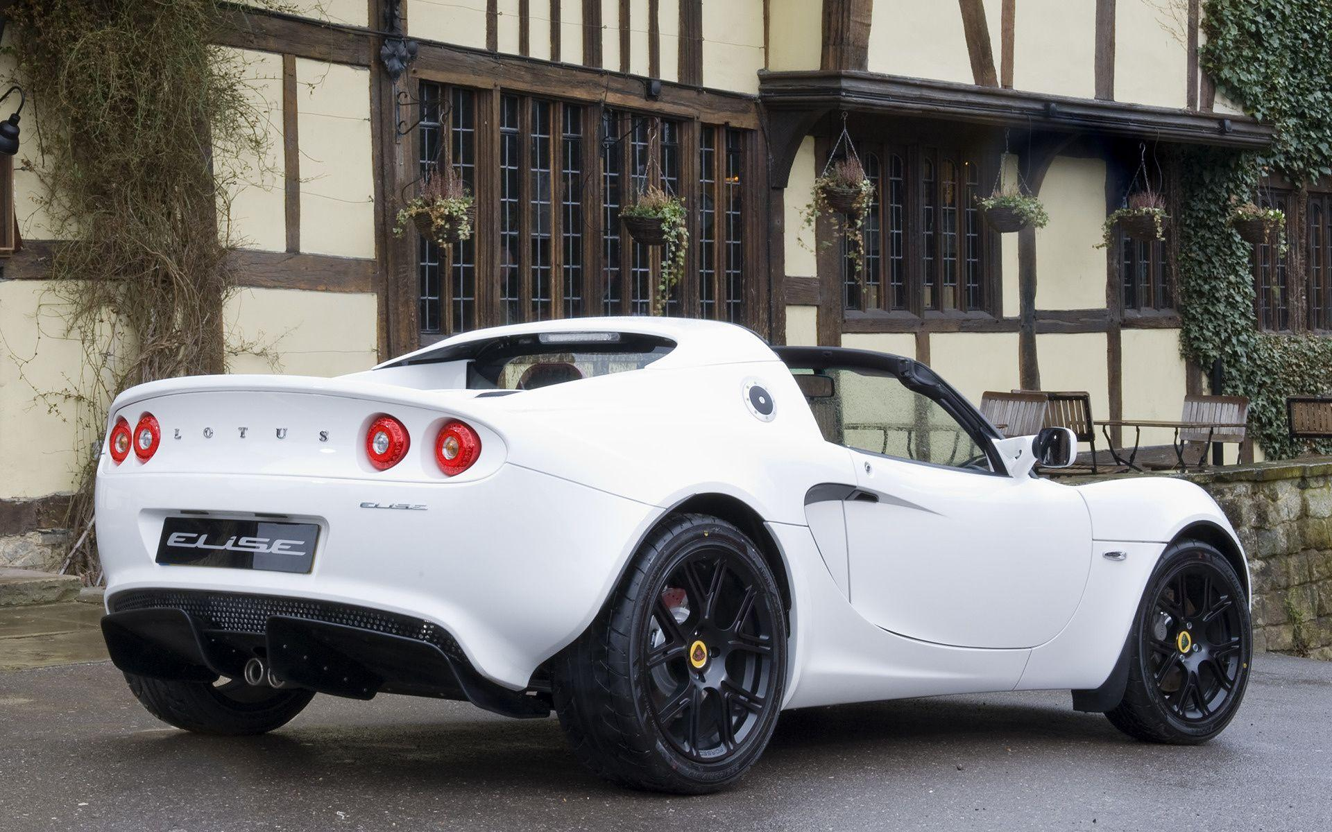 Lotus Elise (2010) Wallpapers and HD Images - Car Pixel