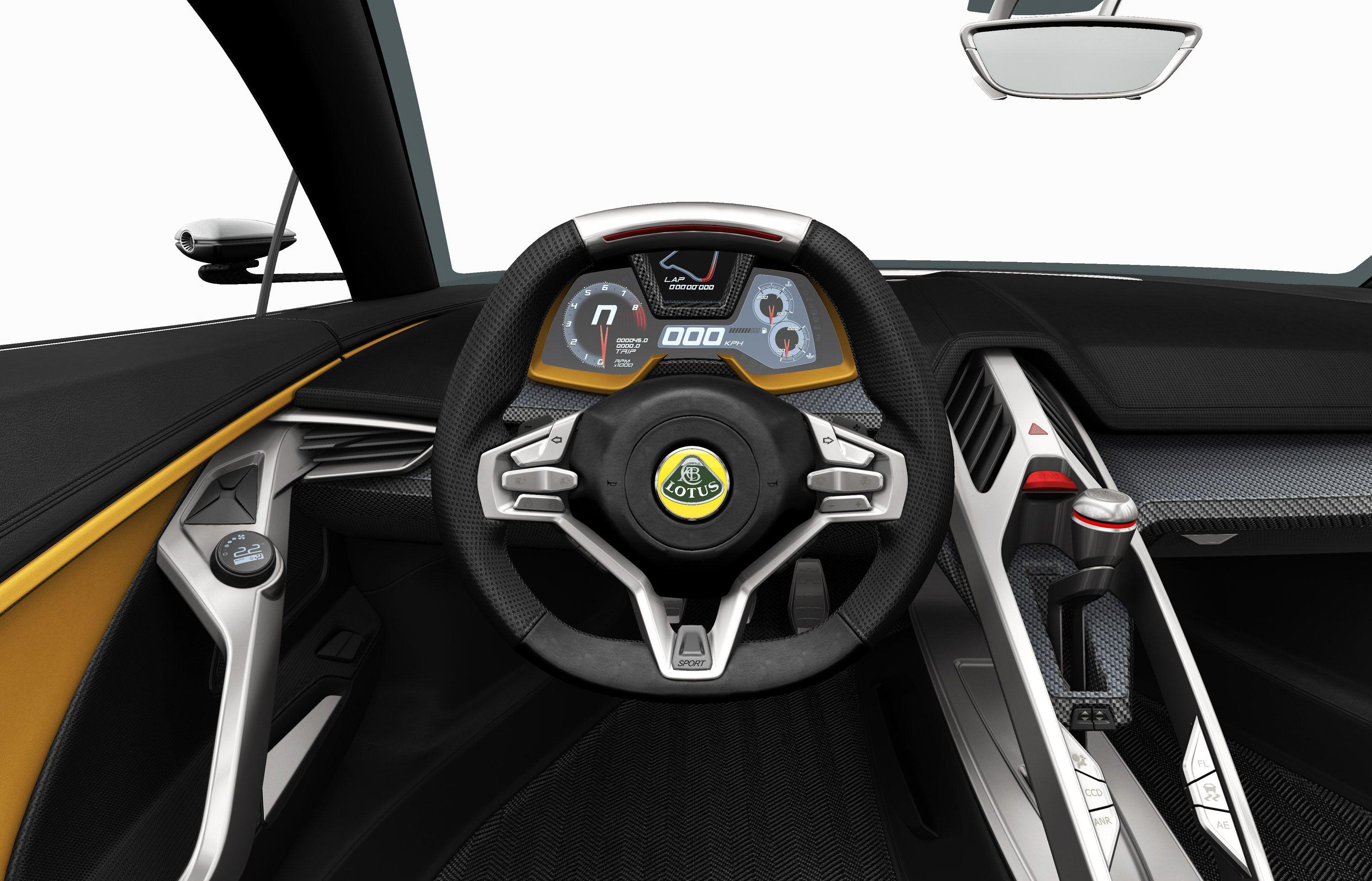 2015 Lotus Elise - Simply Wallpaper - Just choose and download