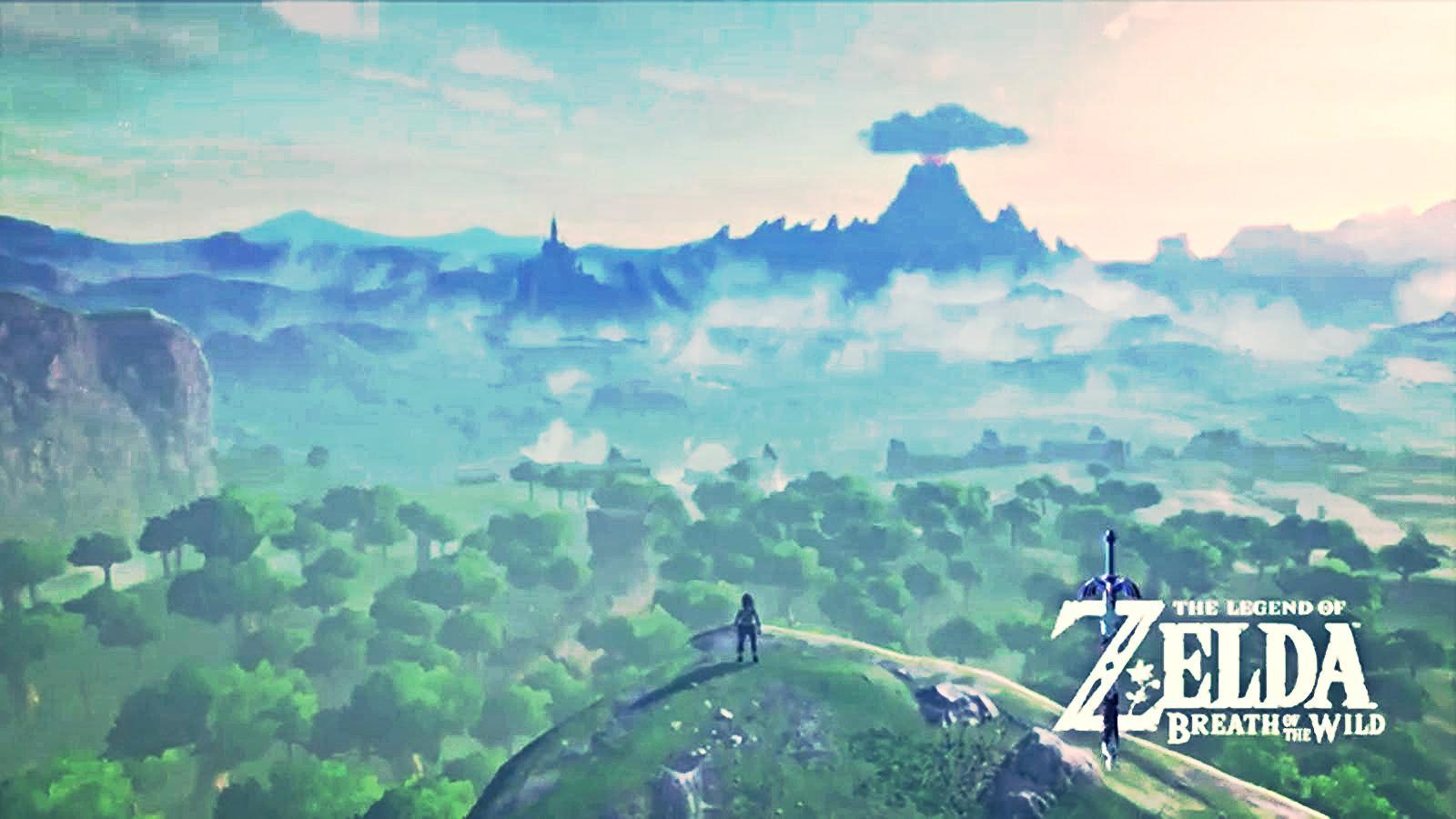 Zelda Breath Of The Wild Wallpaper 4k: Zelda: Breath Of The Wild Wallpapers
