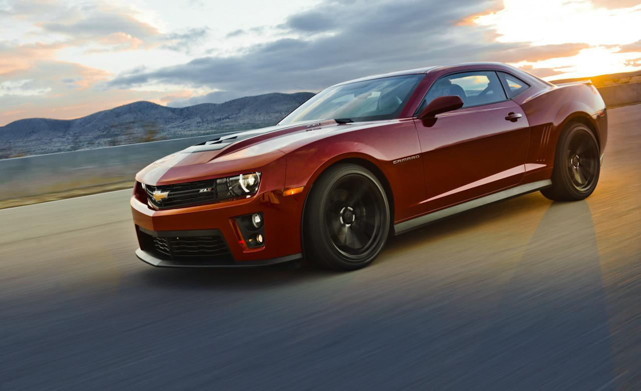 Chevrolet Camaro Zl1 Wallpapers Wallpaper Cave